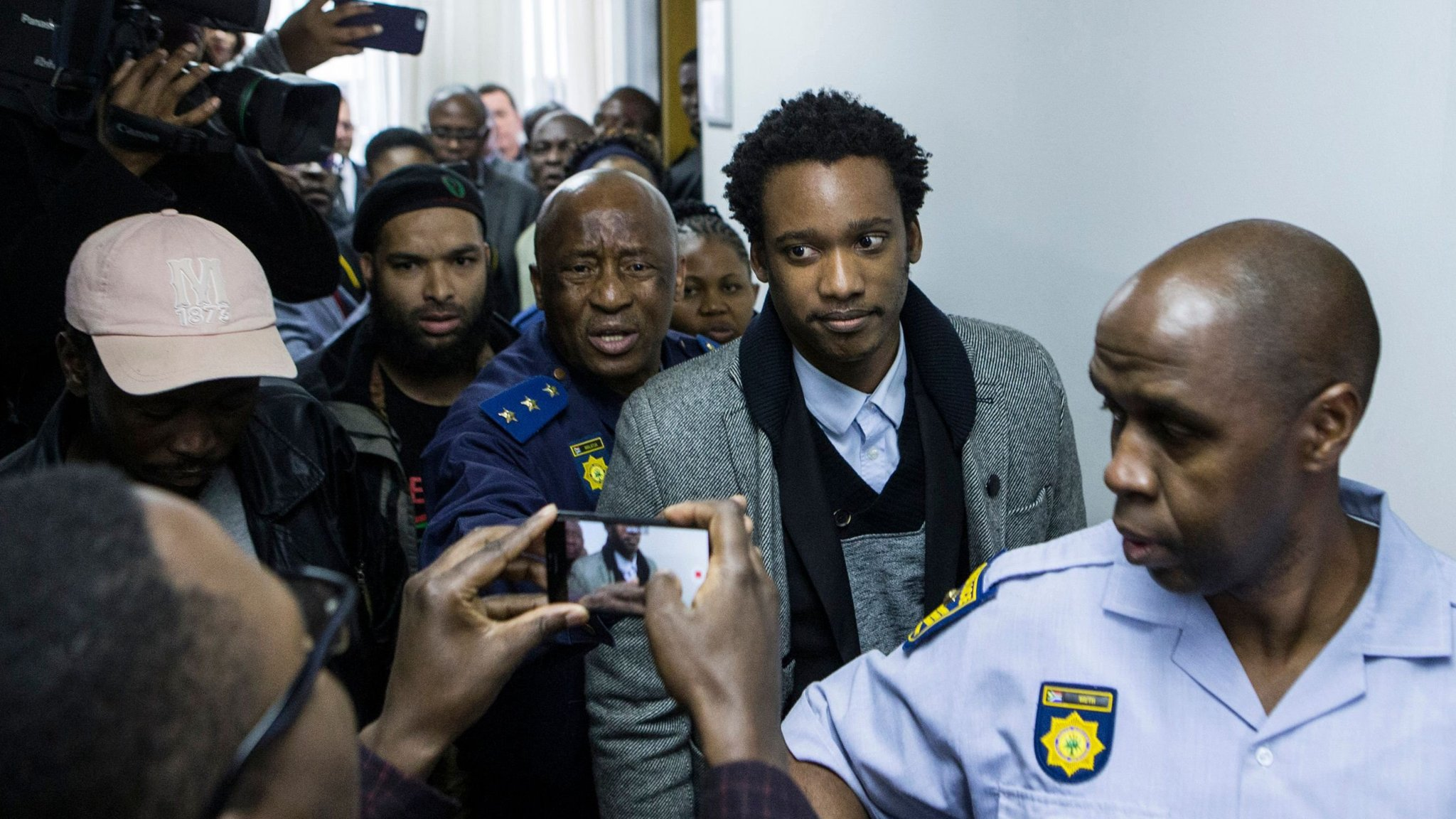 Social media goes crazy over new track: Duduzane's father (video)