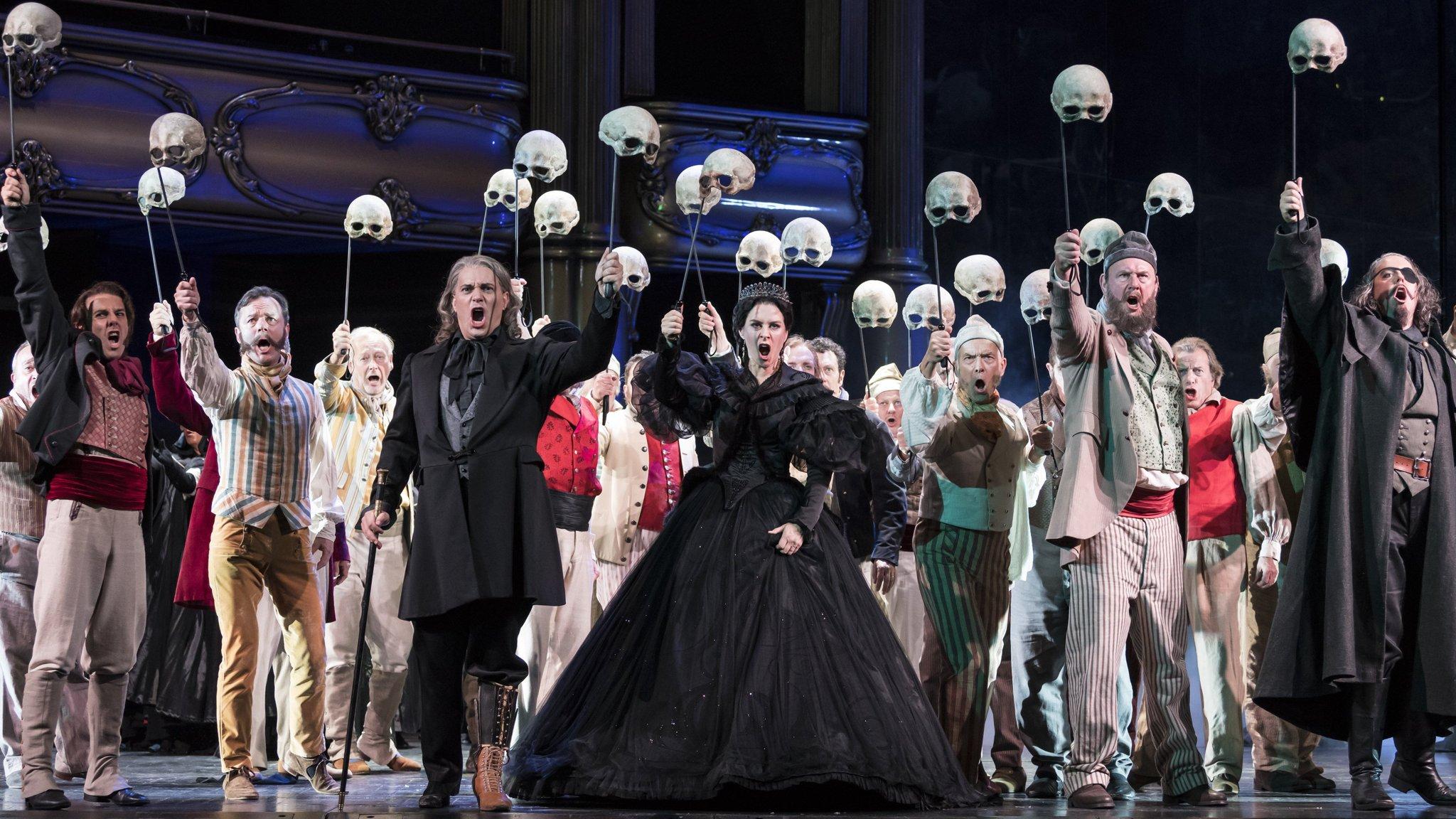 original Stefan Herheim Musik,Oper