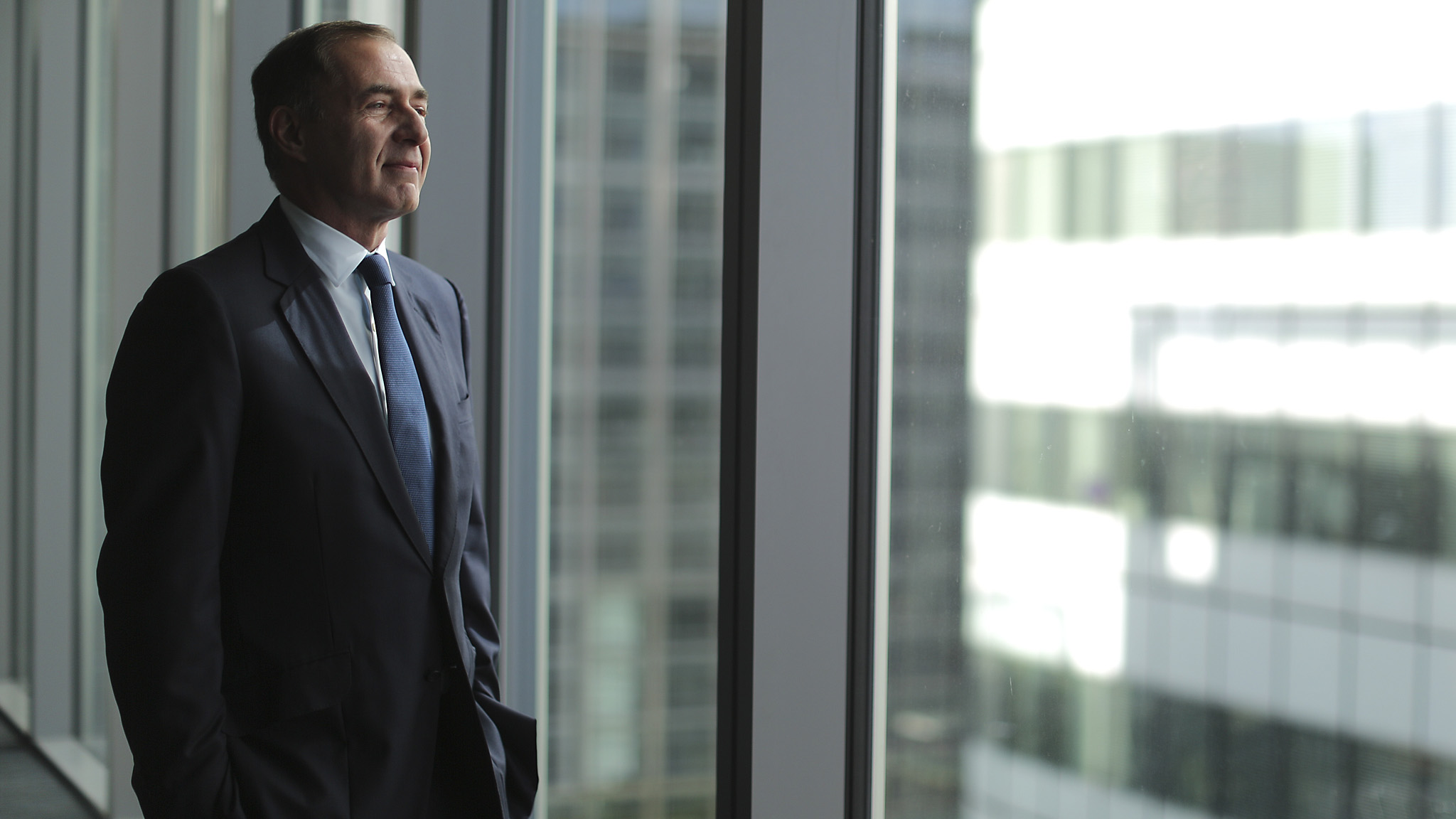 Simon Collins, chairman, KPMG UK: in search of the right