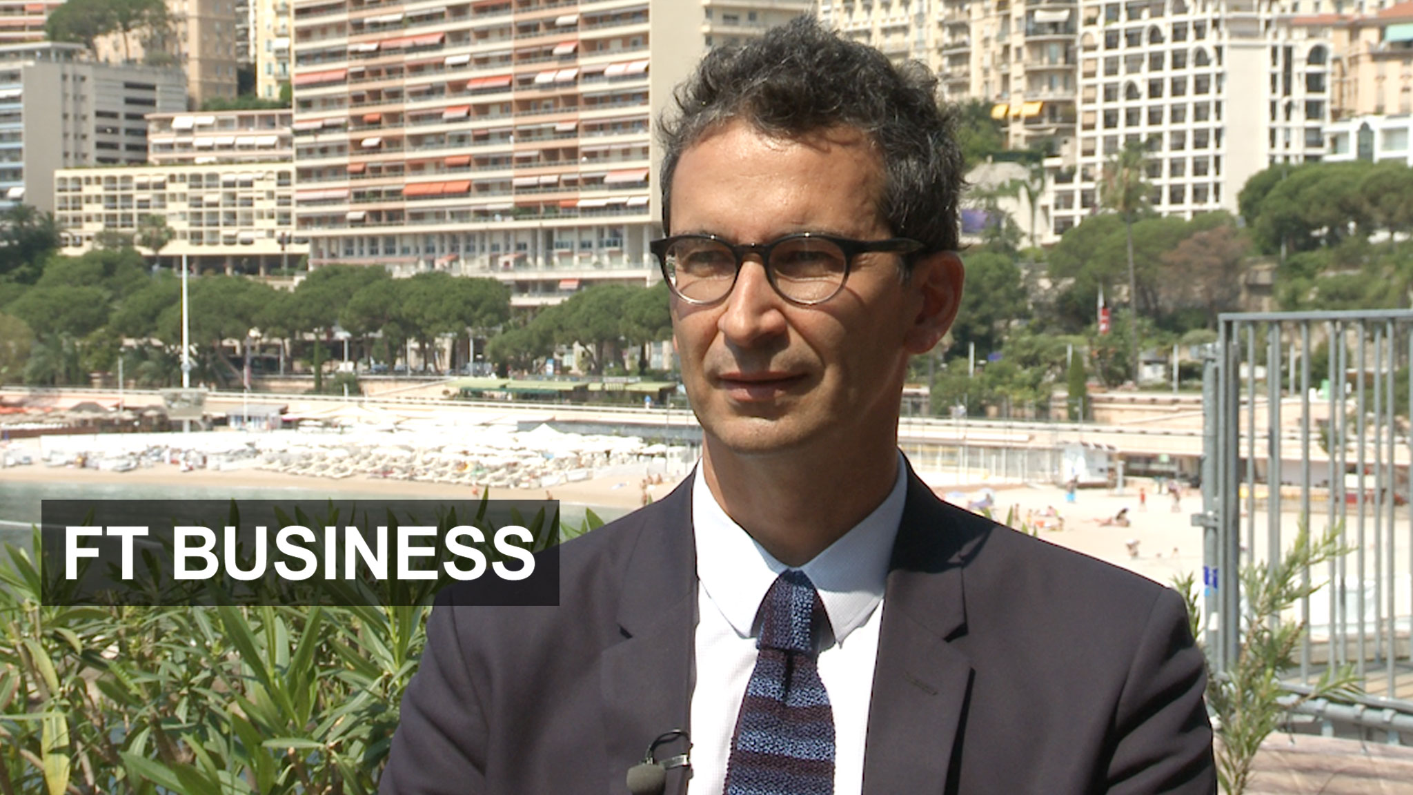 Lunch with the FT Federico Marchetti