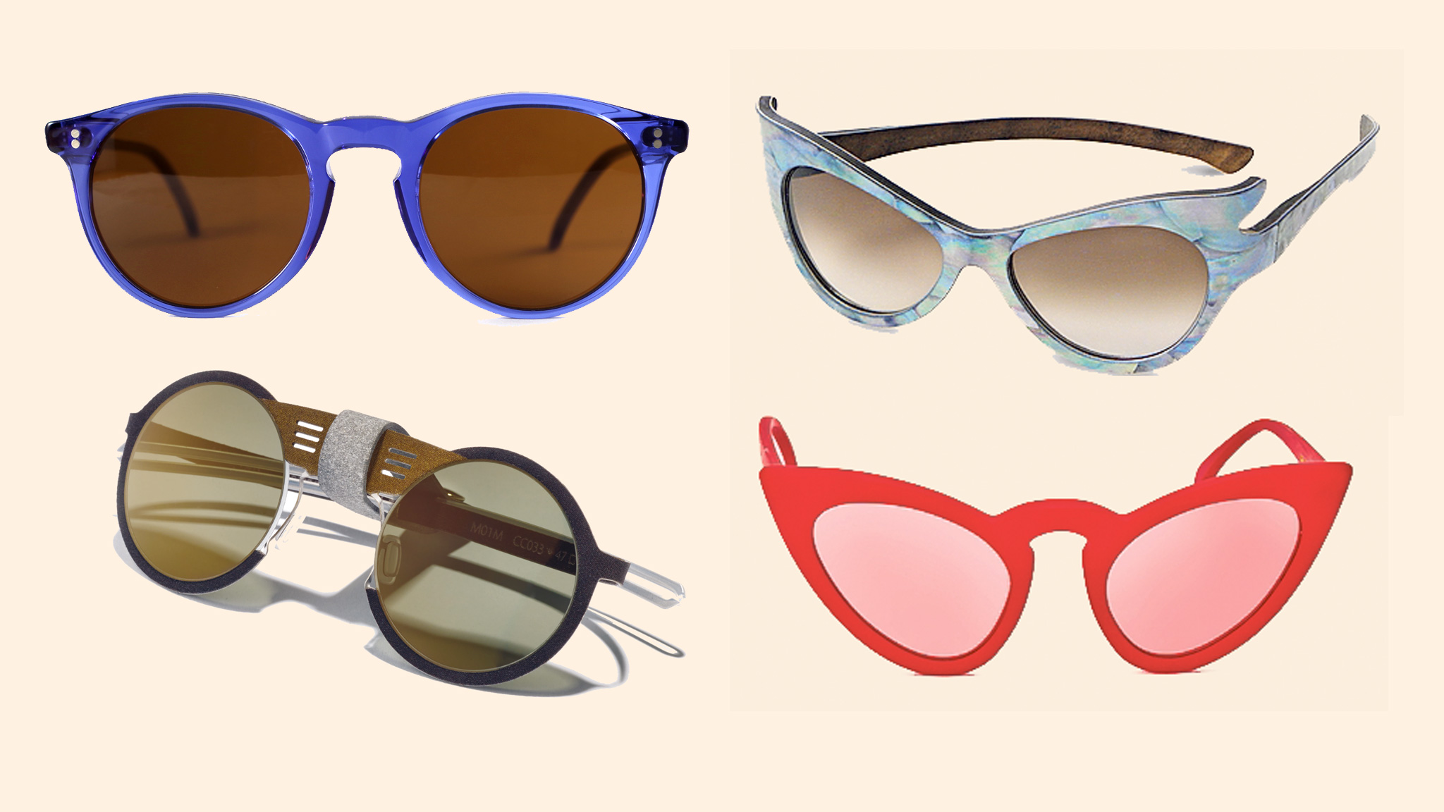 All eyes on independent sunglasses brands