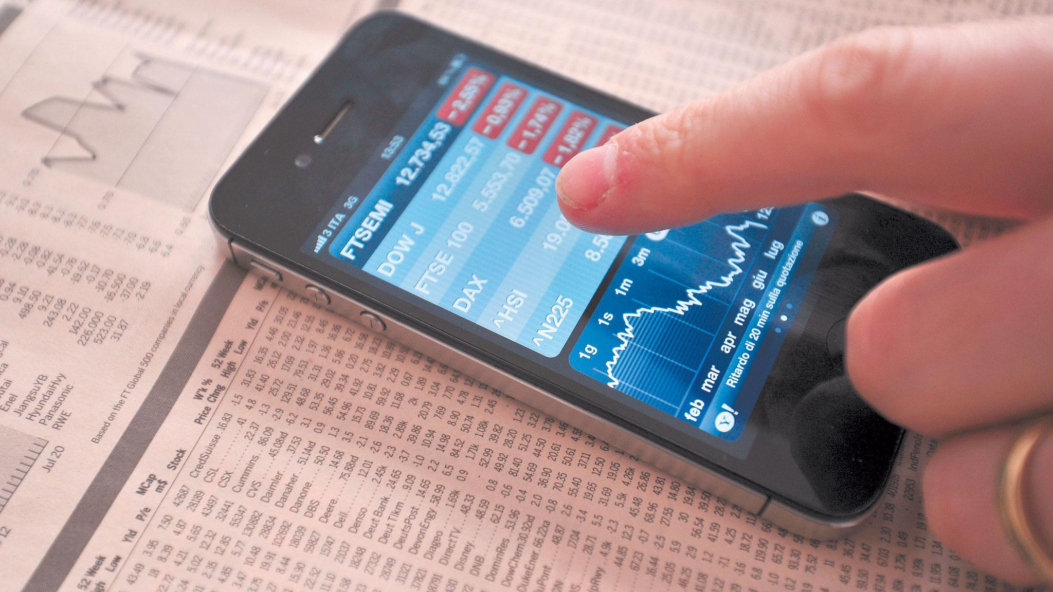 Lambert mobile trading systems