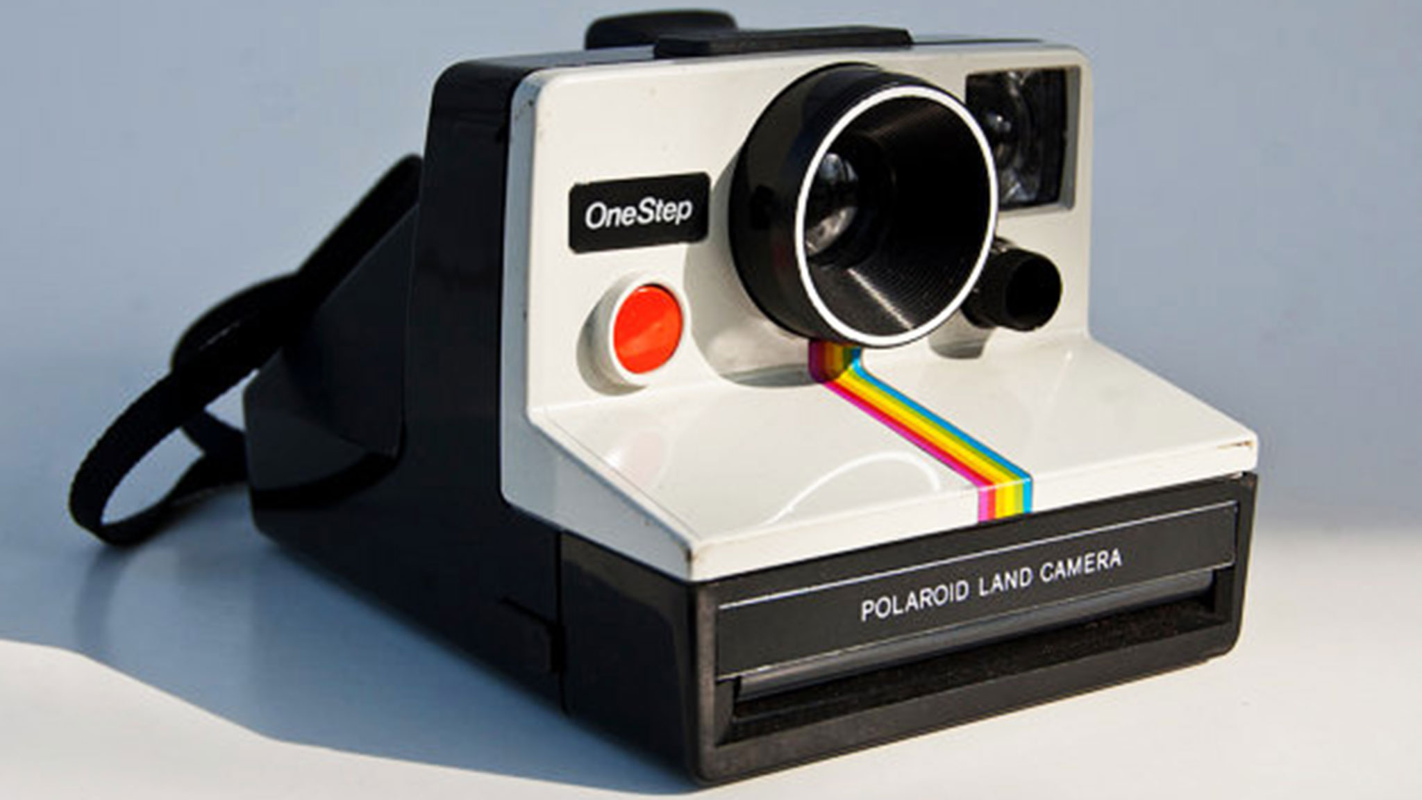 Design classic: the Polaroid OneStep Land Camera