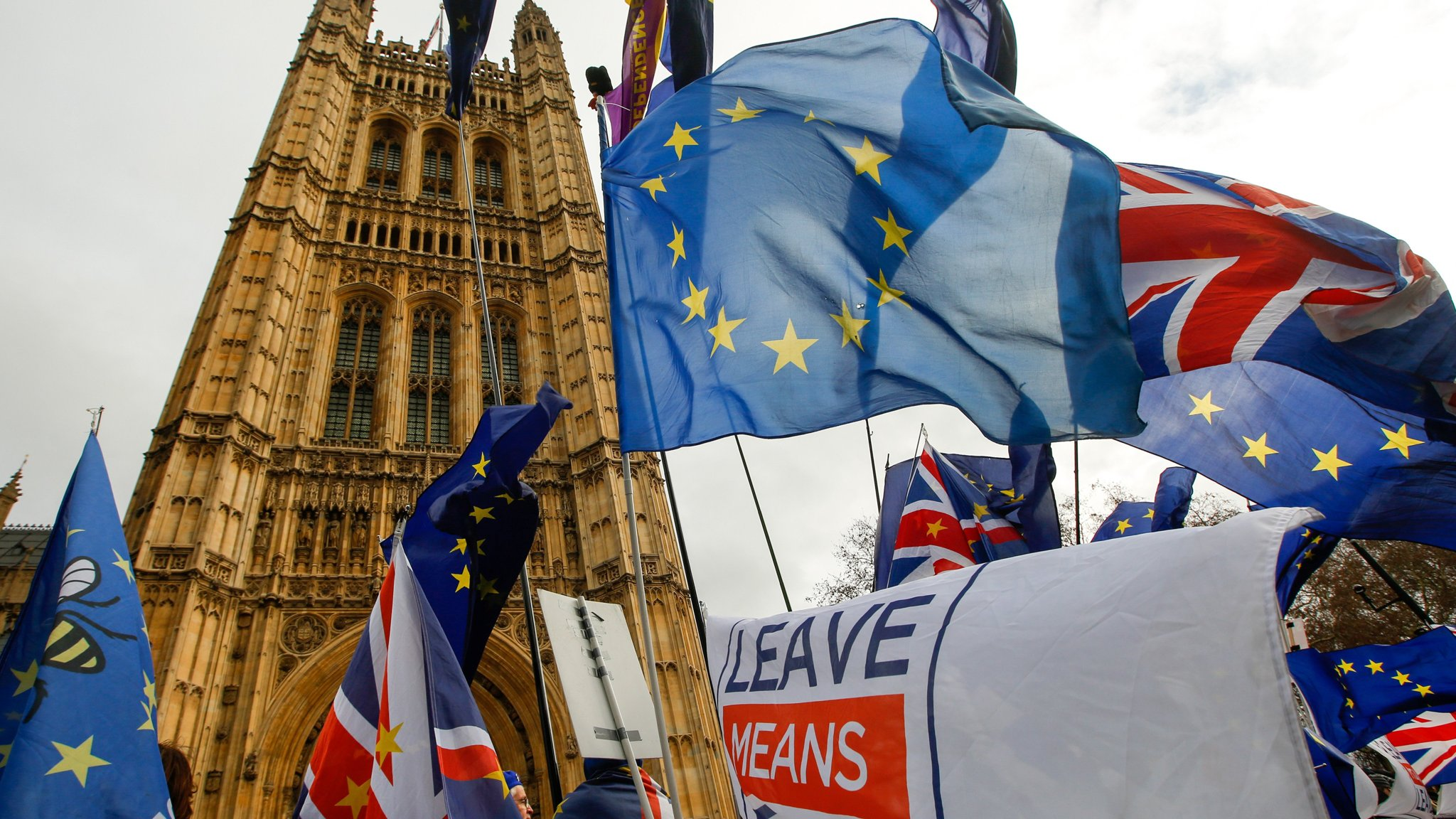 Can parliament pass a law to stop no-deal Brexit?