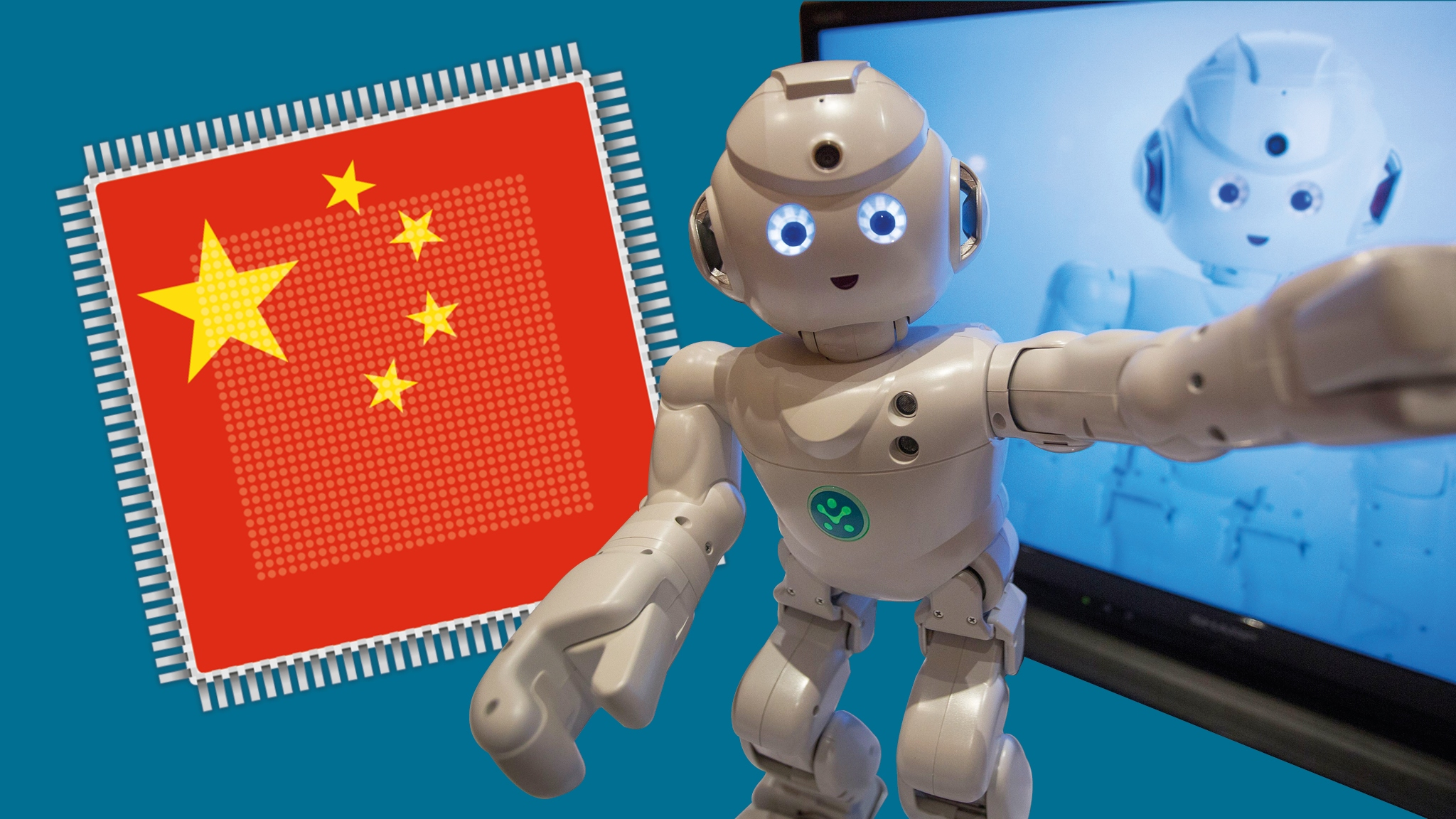 China S Push To Become A Tech Superpower Triggers Alarms Abroad