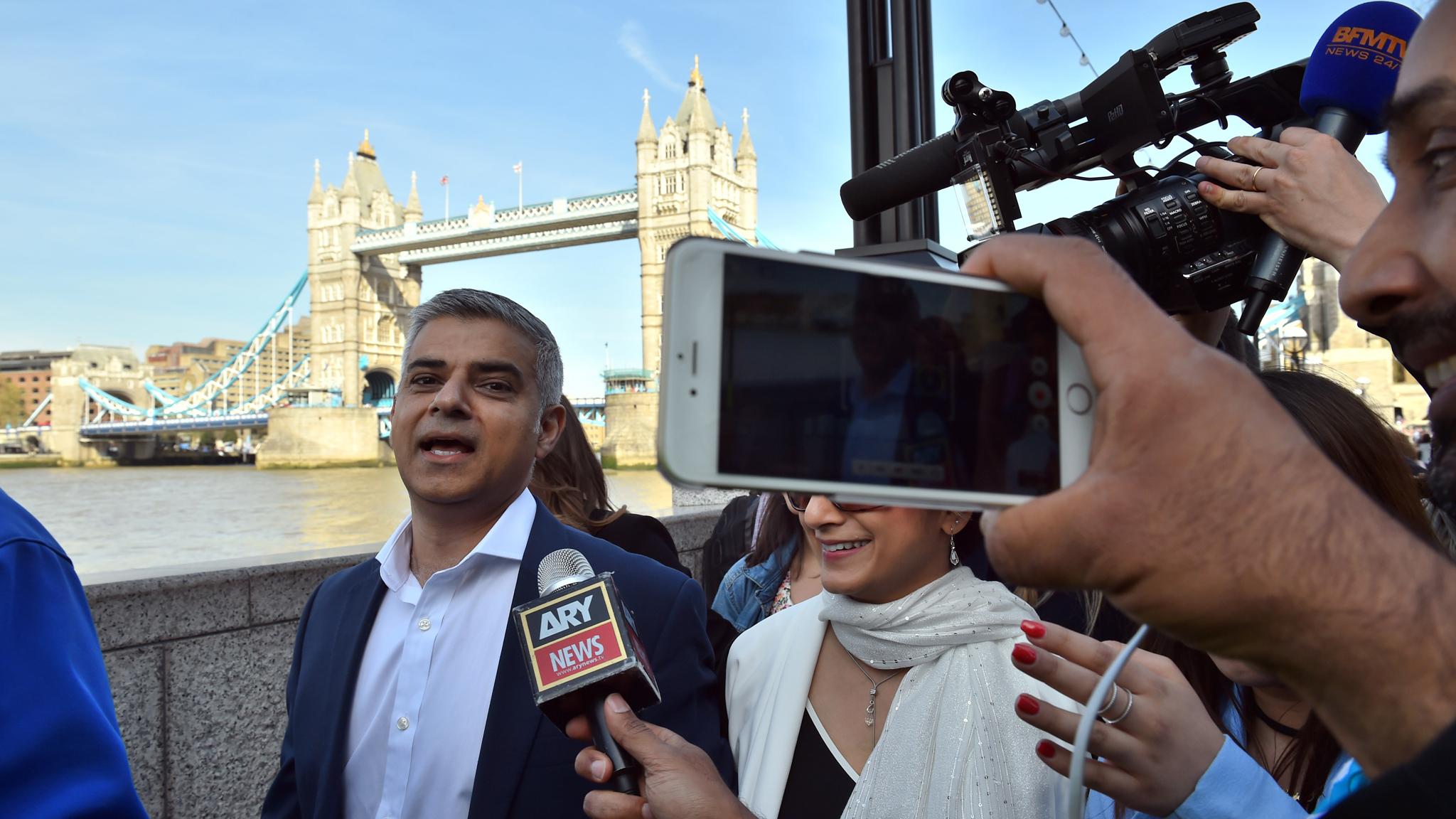 Victory for Sadiq Khan highlights tolerant face of London