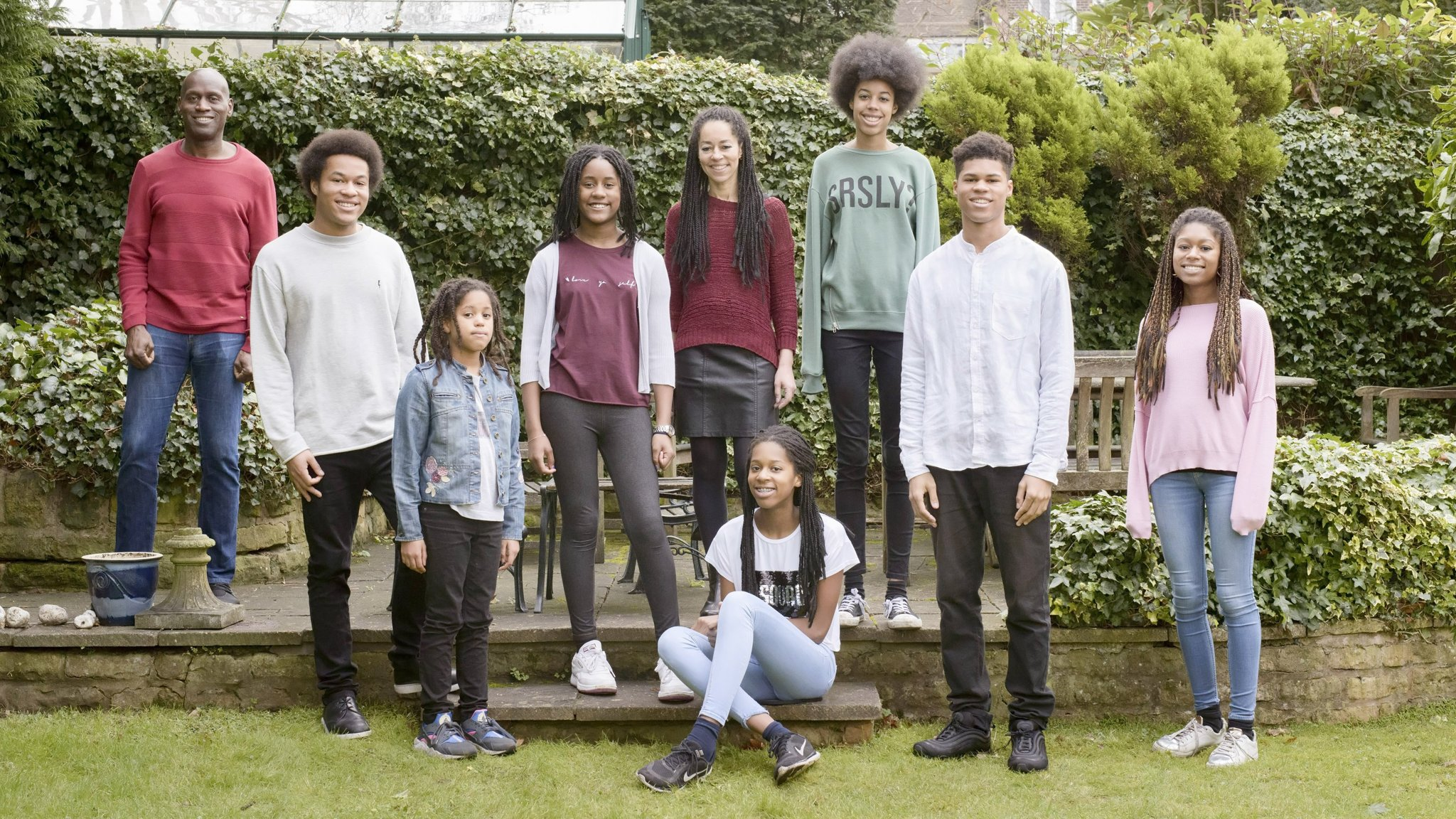 Big brother promotes racial harmony apparently - 2019 year
