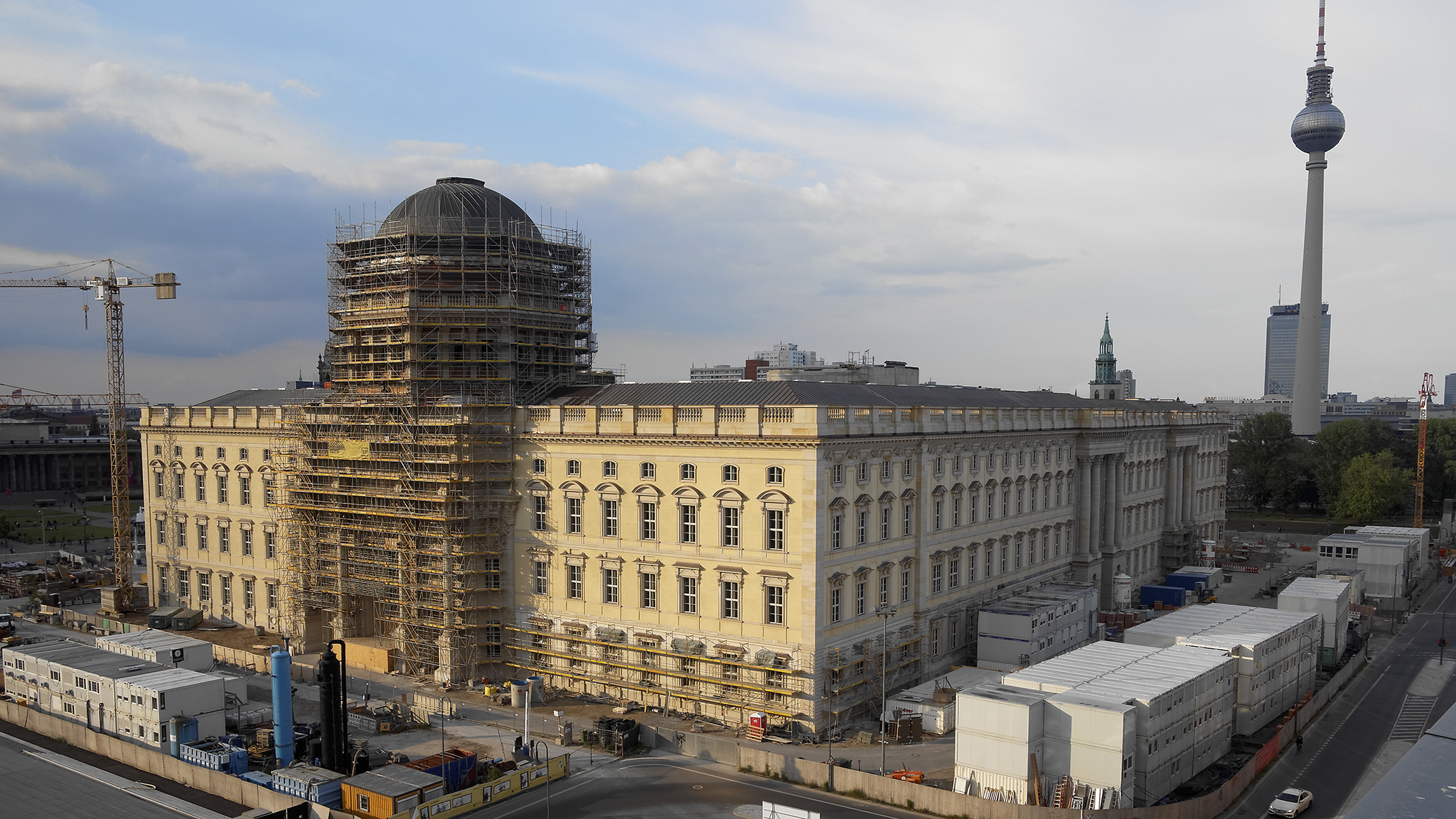 Berlin's Stadtschloss and the trouble with history