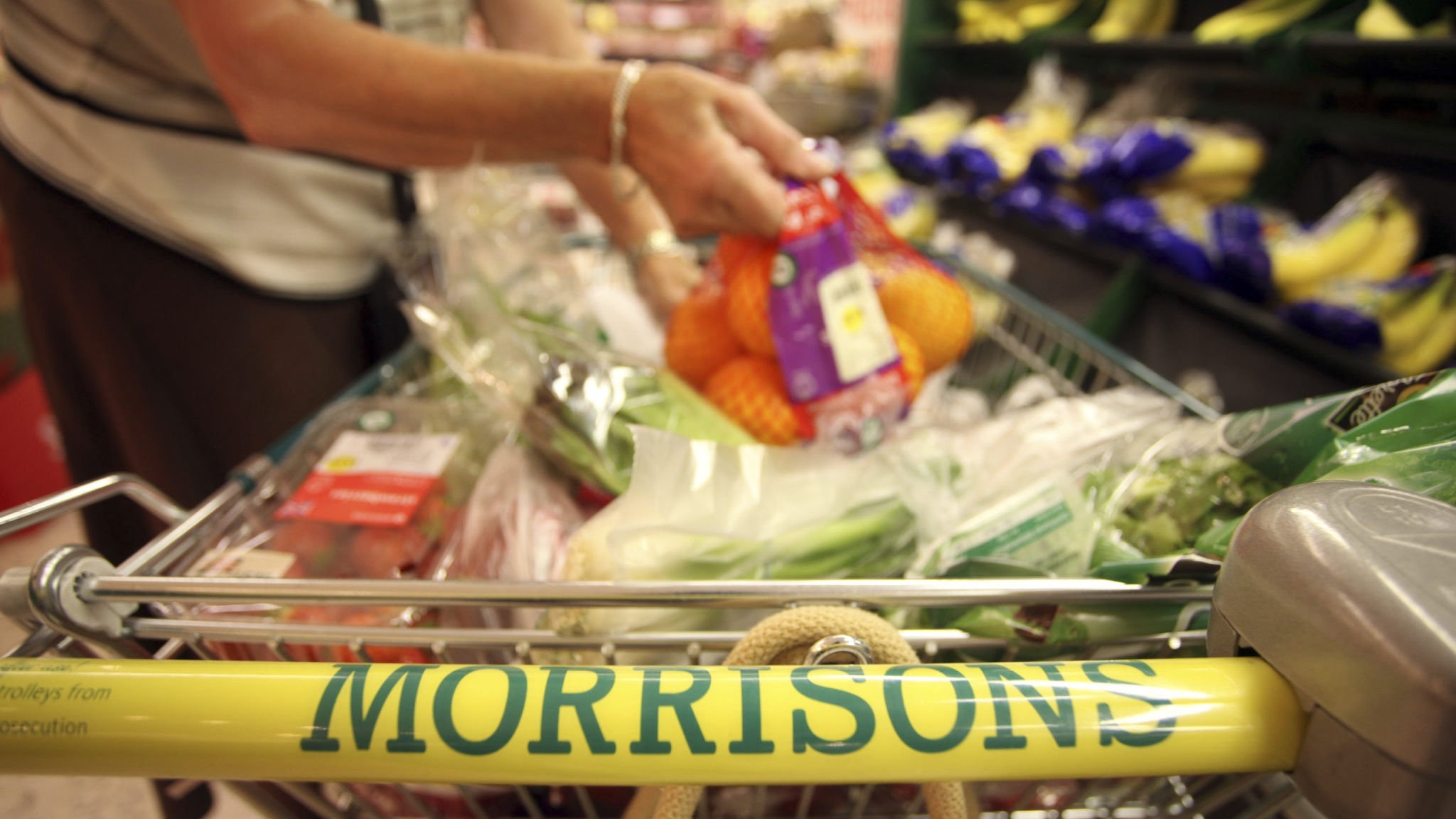 Amazon and Wm Morrison: food retail's odd couple have