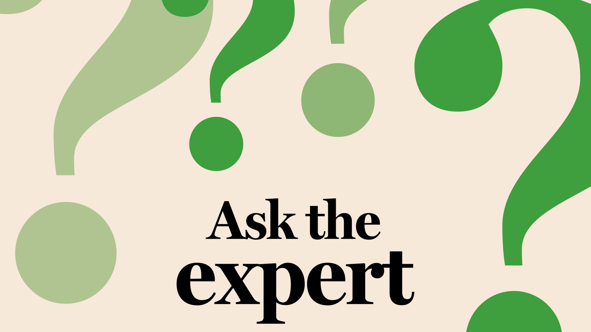 ask the expert financial training 2014
