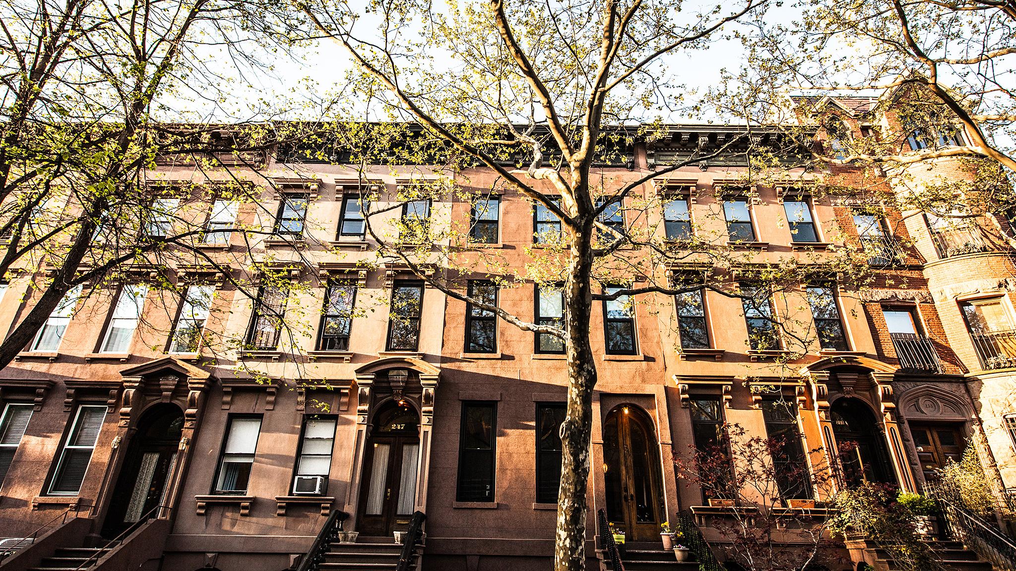 Trump\'s tax reforms shake Brownstone Brooklyn   Financial Times