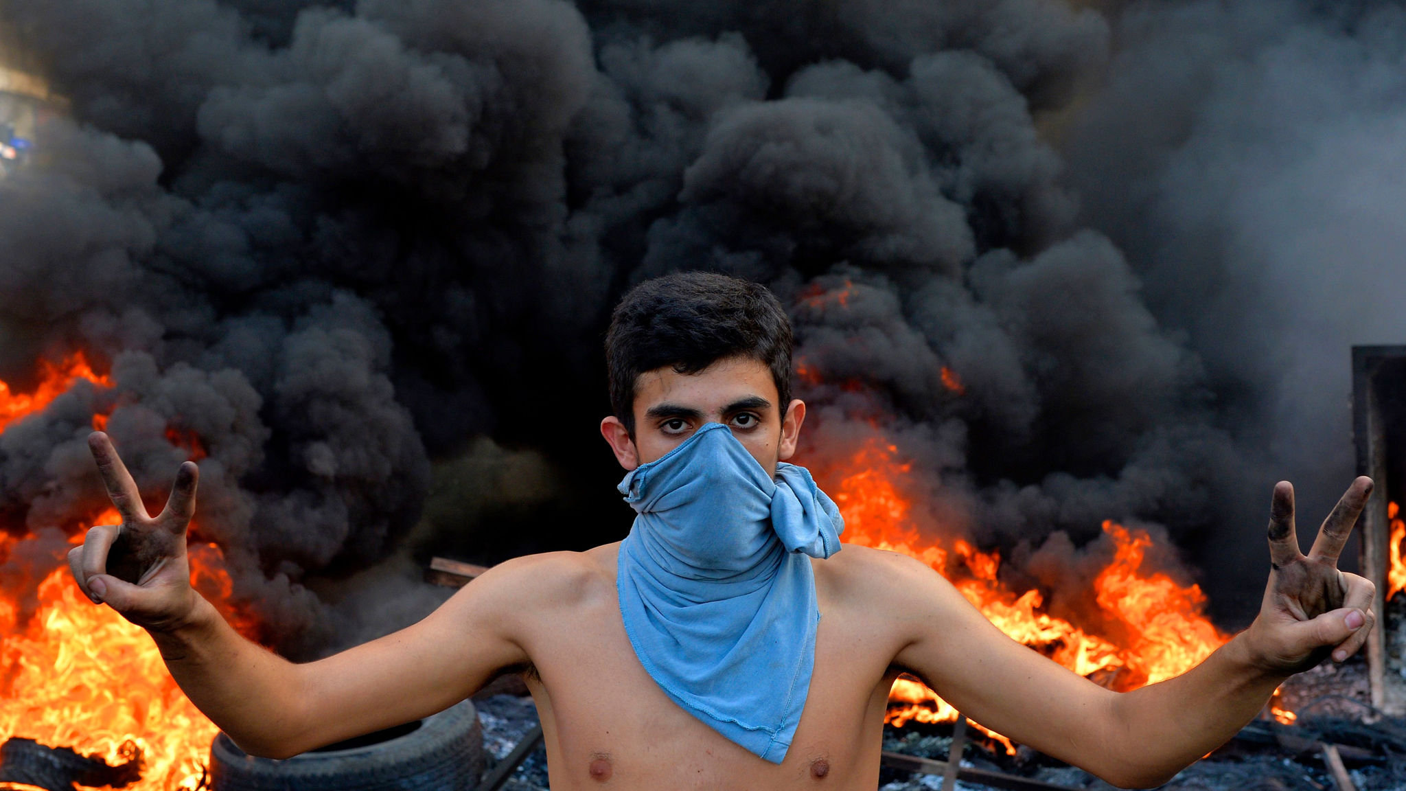 Lebanon engulfed by protests in wave of fury against political elite