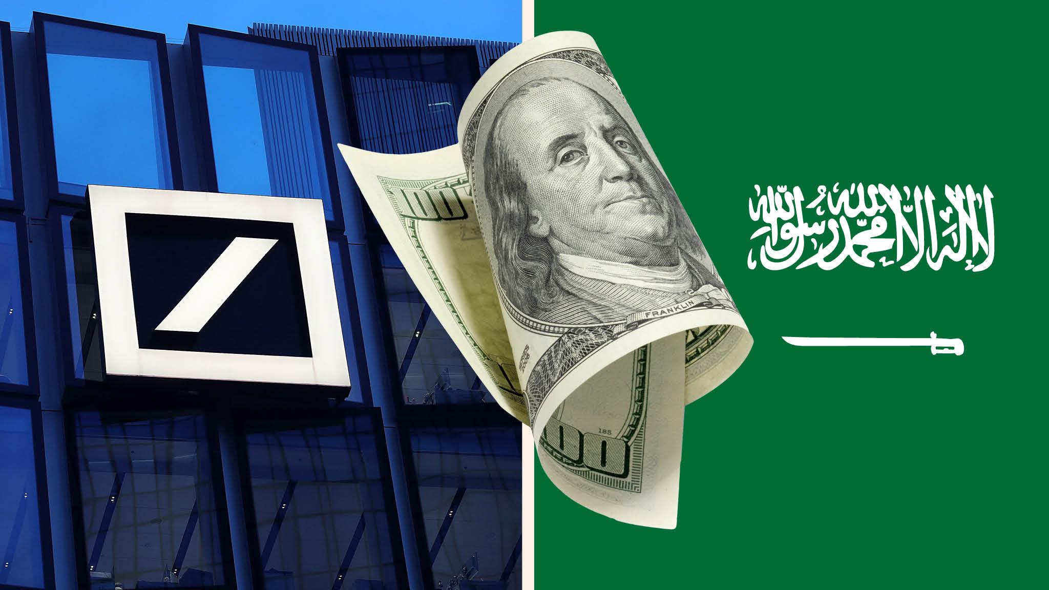Deutsche Bank payments to Saudi royal adviser probed