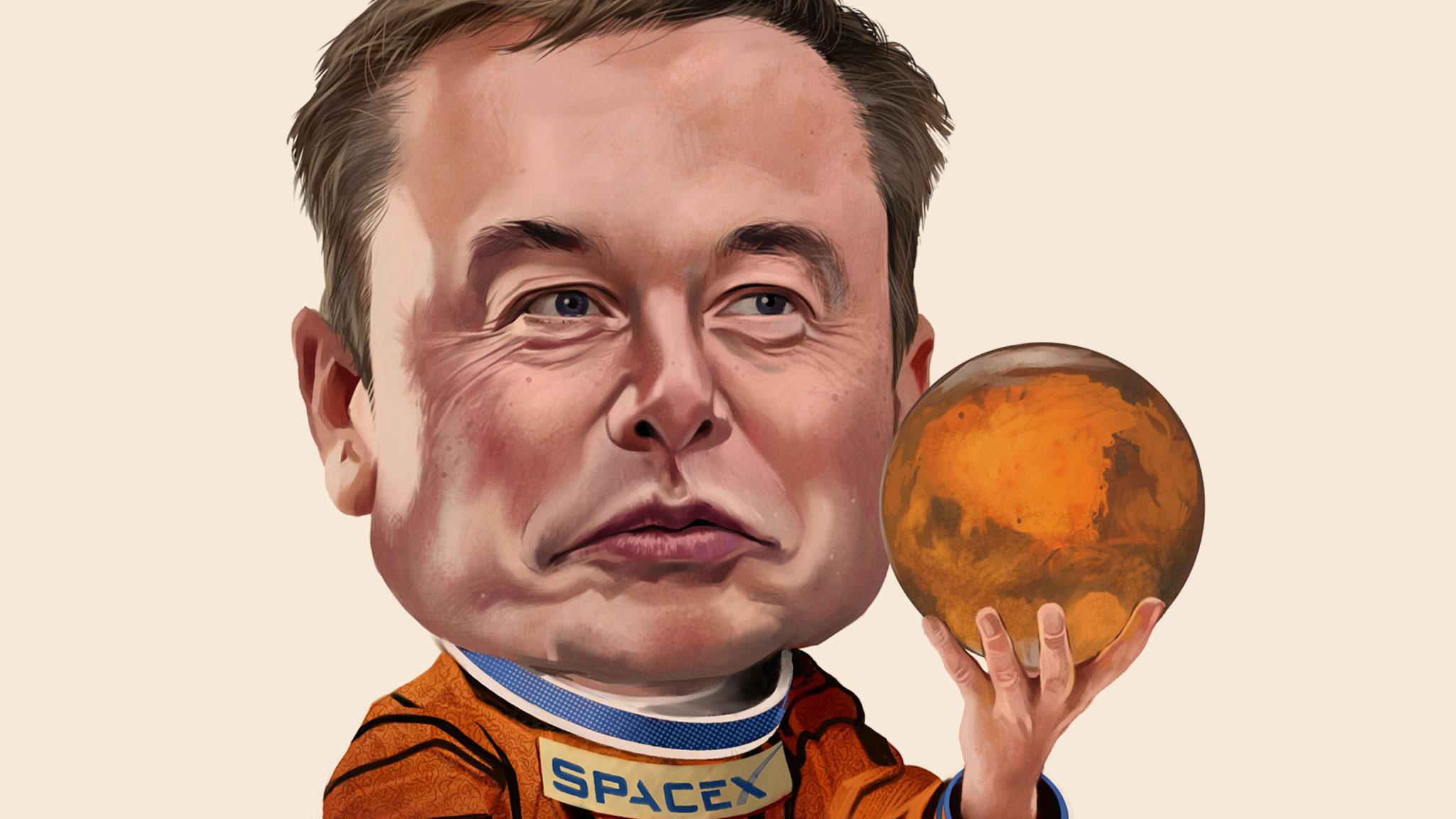 Elon Musk Billionaire Tech Idealist And Space Entrepreneur Financial Times