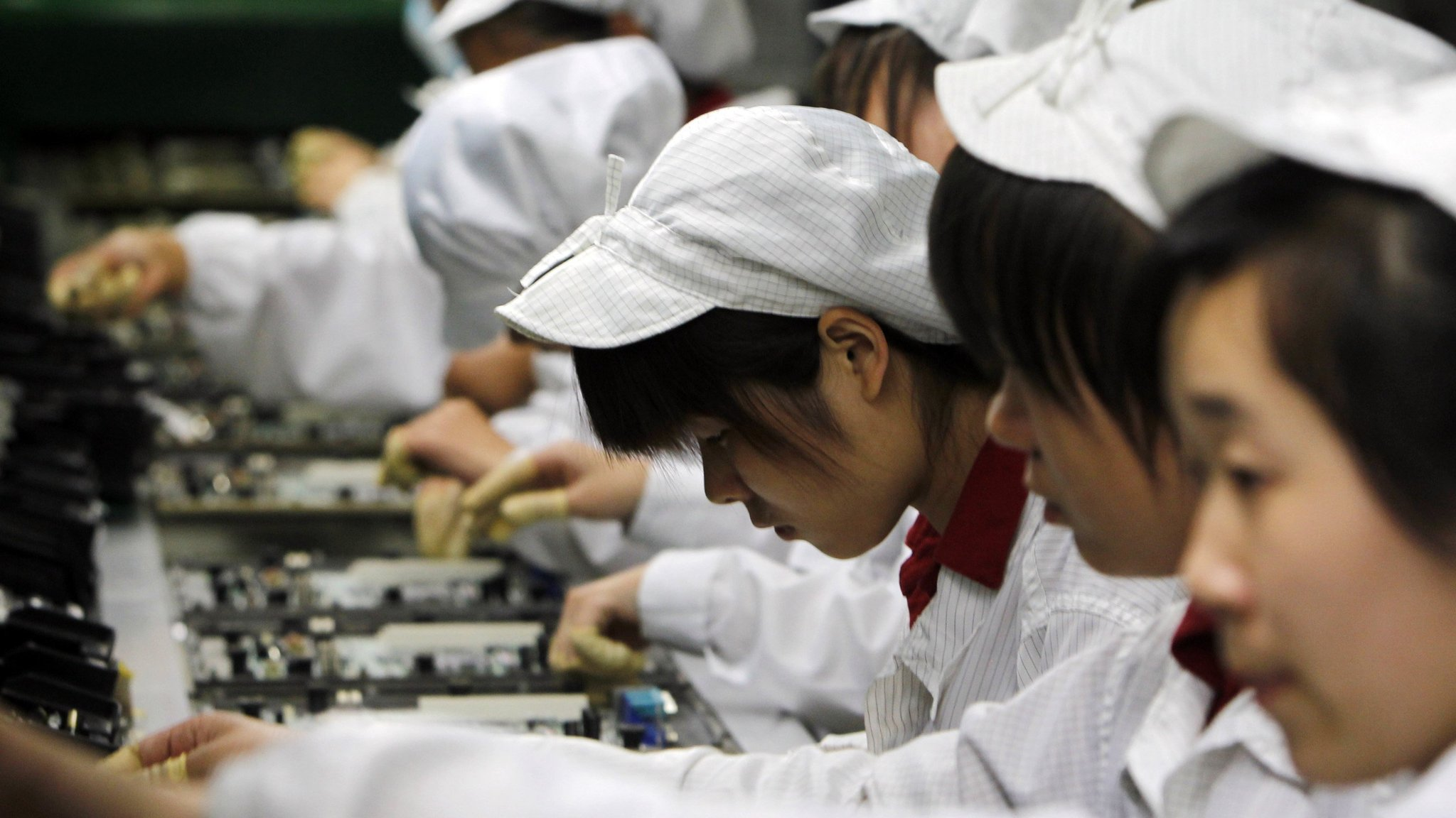 Illegal overtime in China factory highlights labour woes