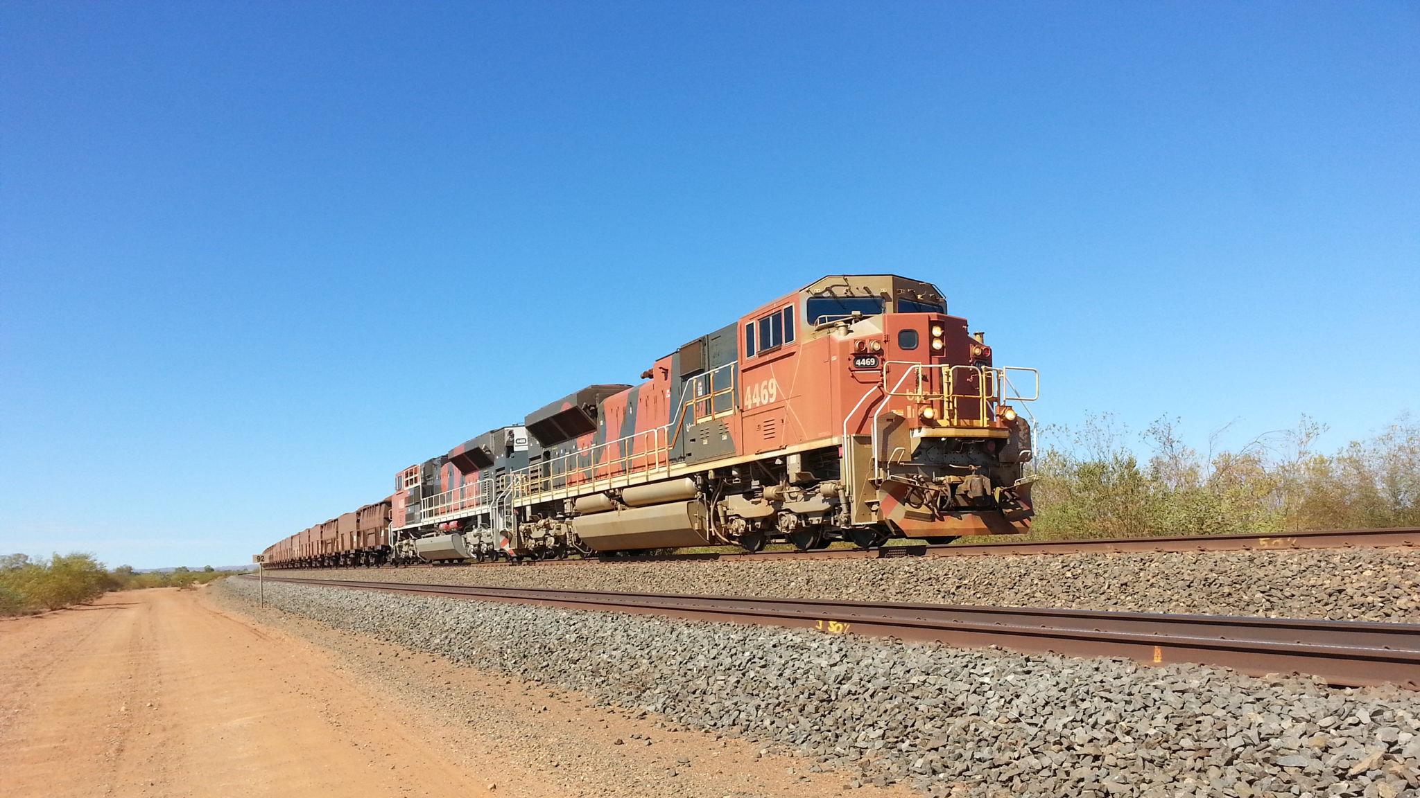 BHP runaway train linked to maintenance crew mistake