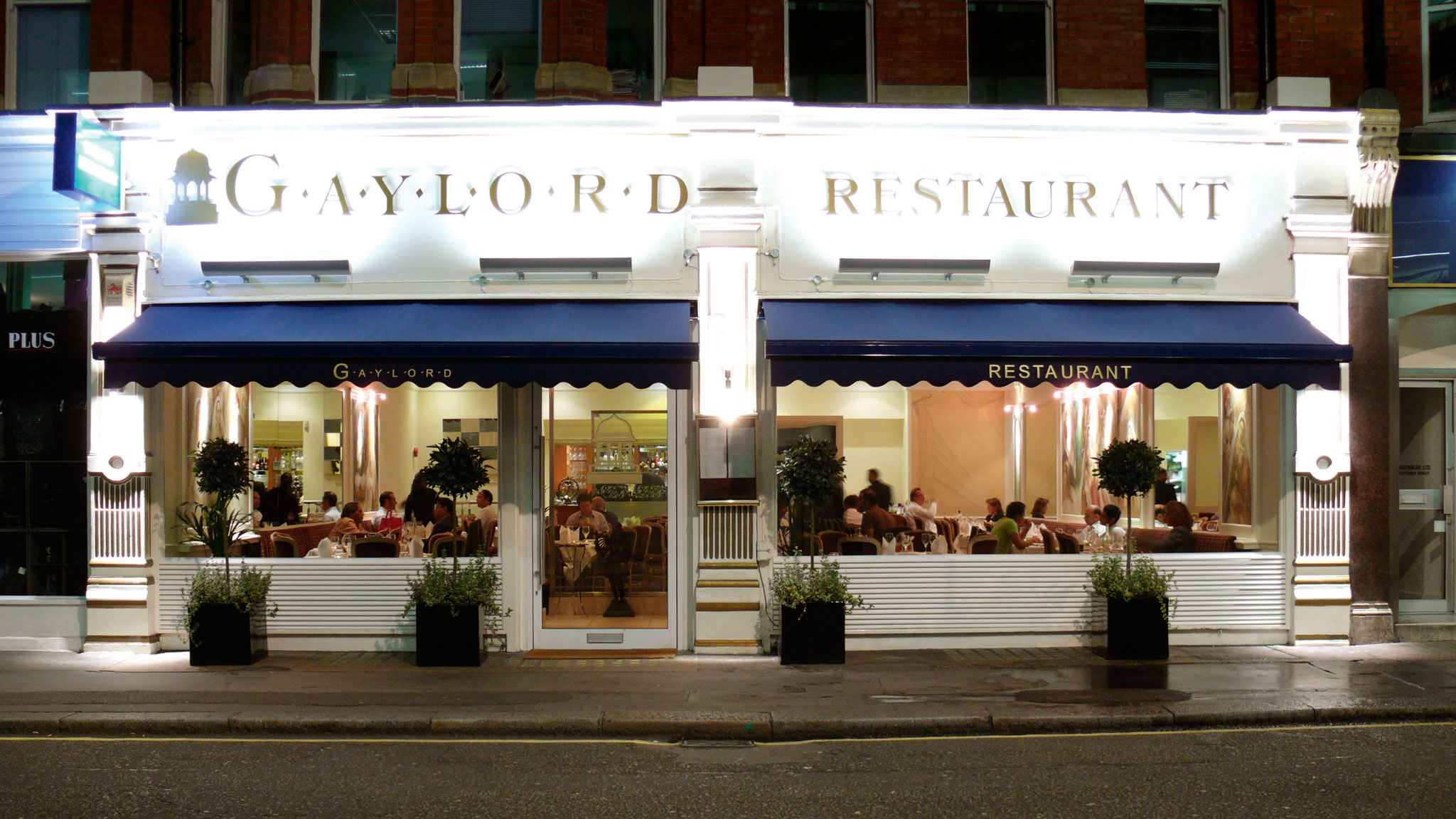 Gaylord London Restaurant
