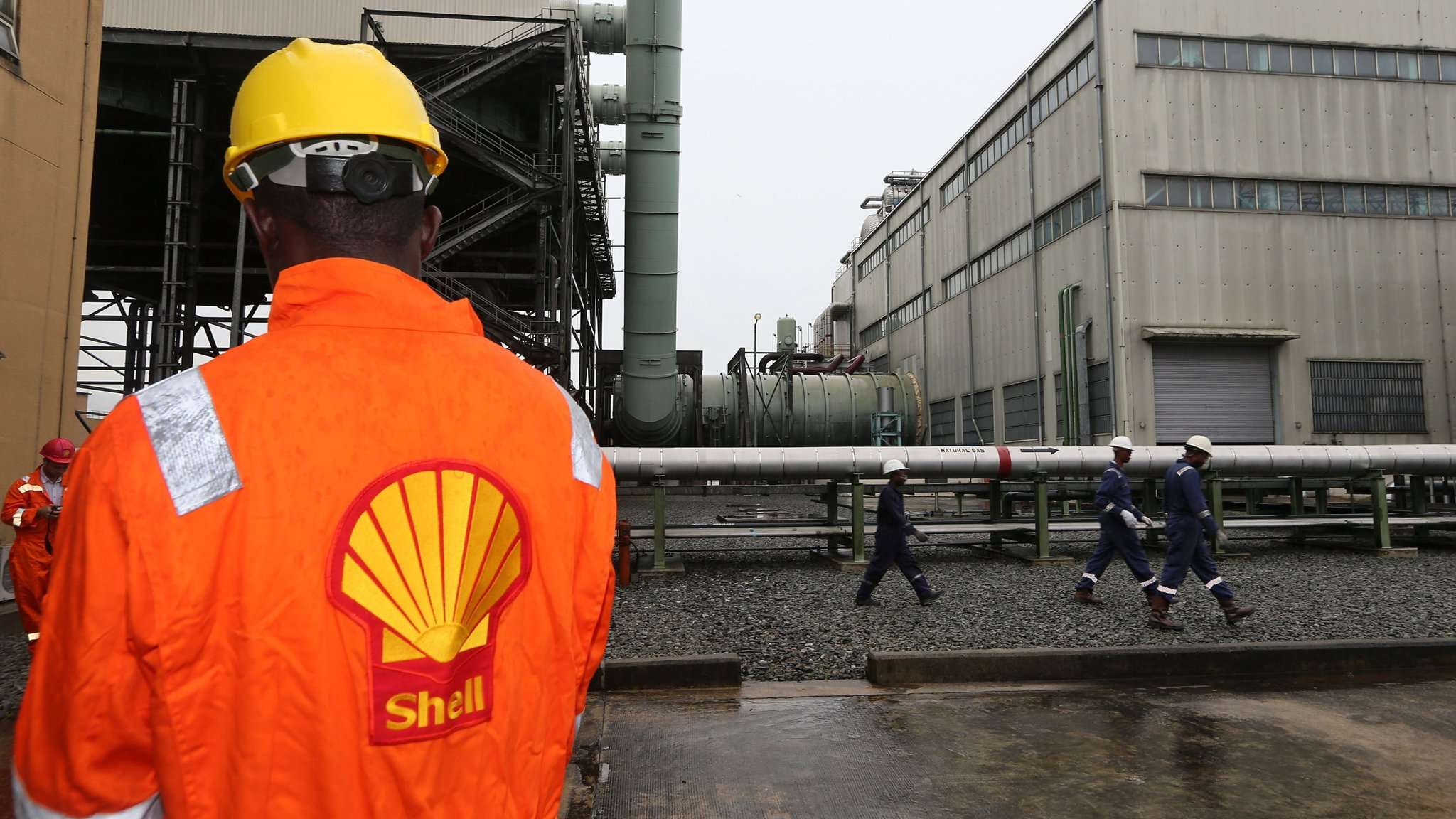 Shell Nigeria Gas