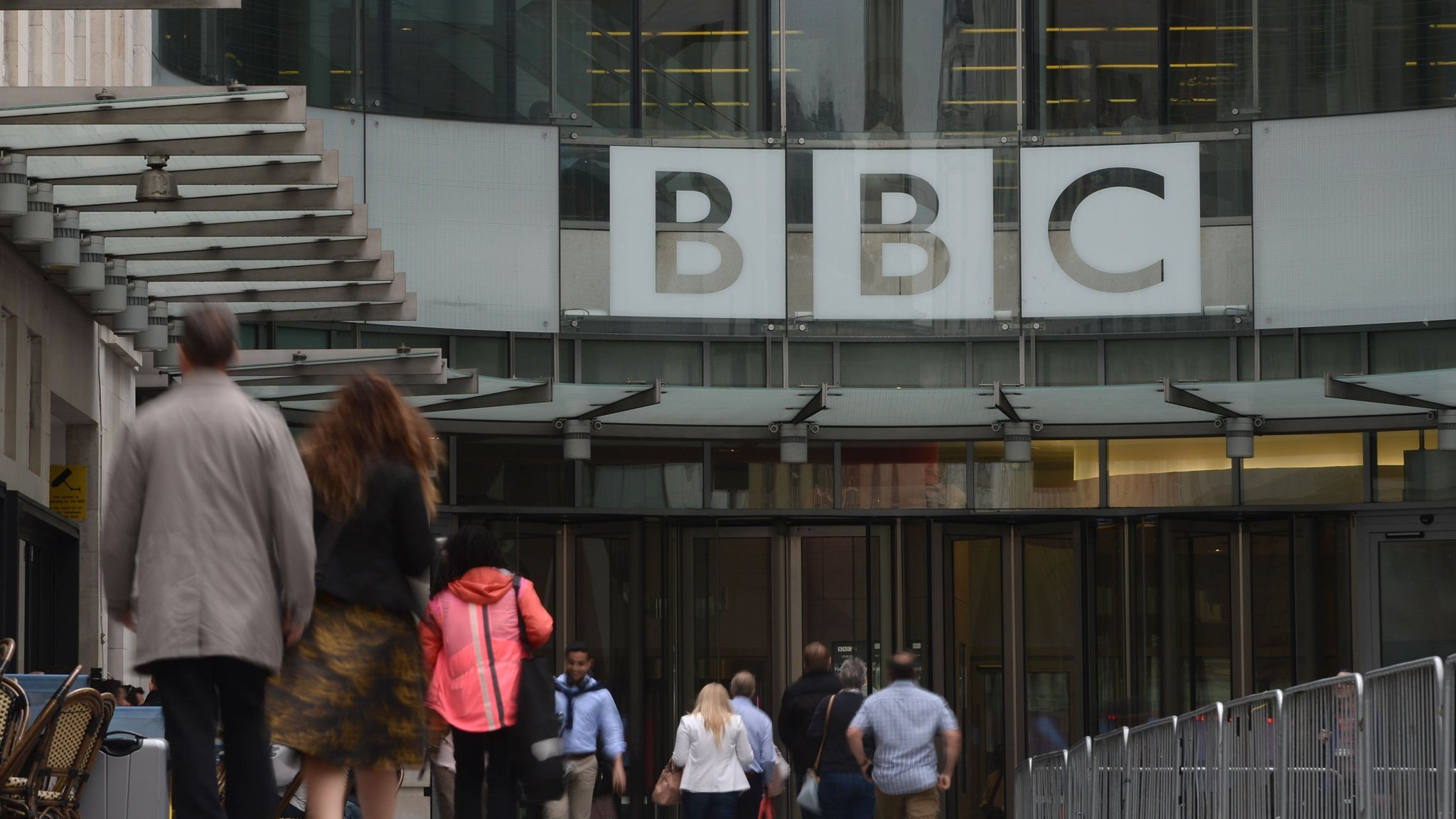 BBC Women call for pay equality