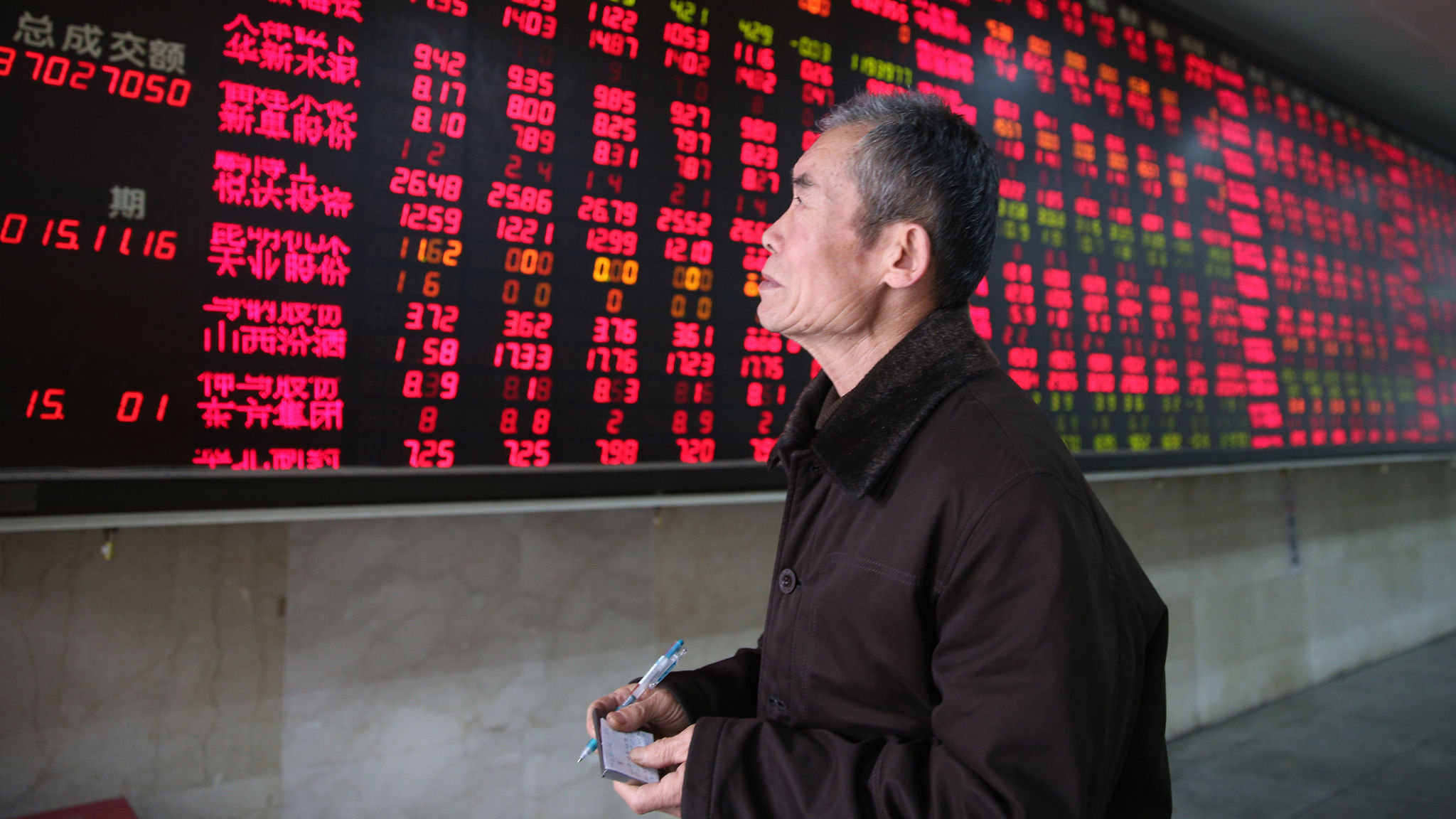 China's stock rebound shows force of 'national team'