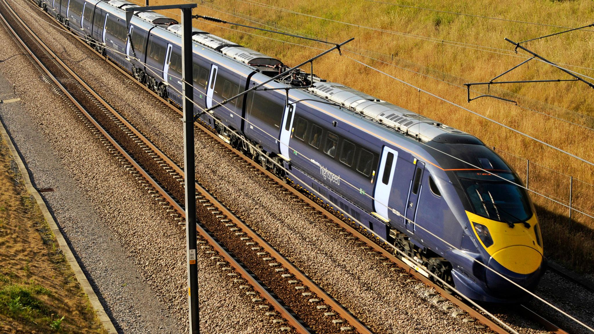 Hitachi wins £1 2bn East Coast train deal | Financial Times