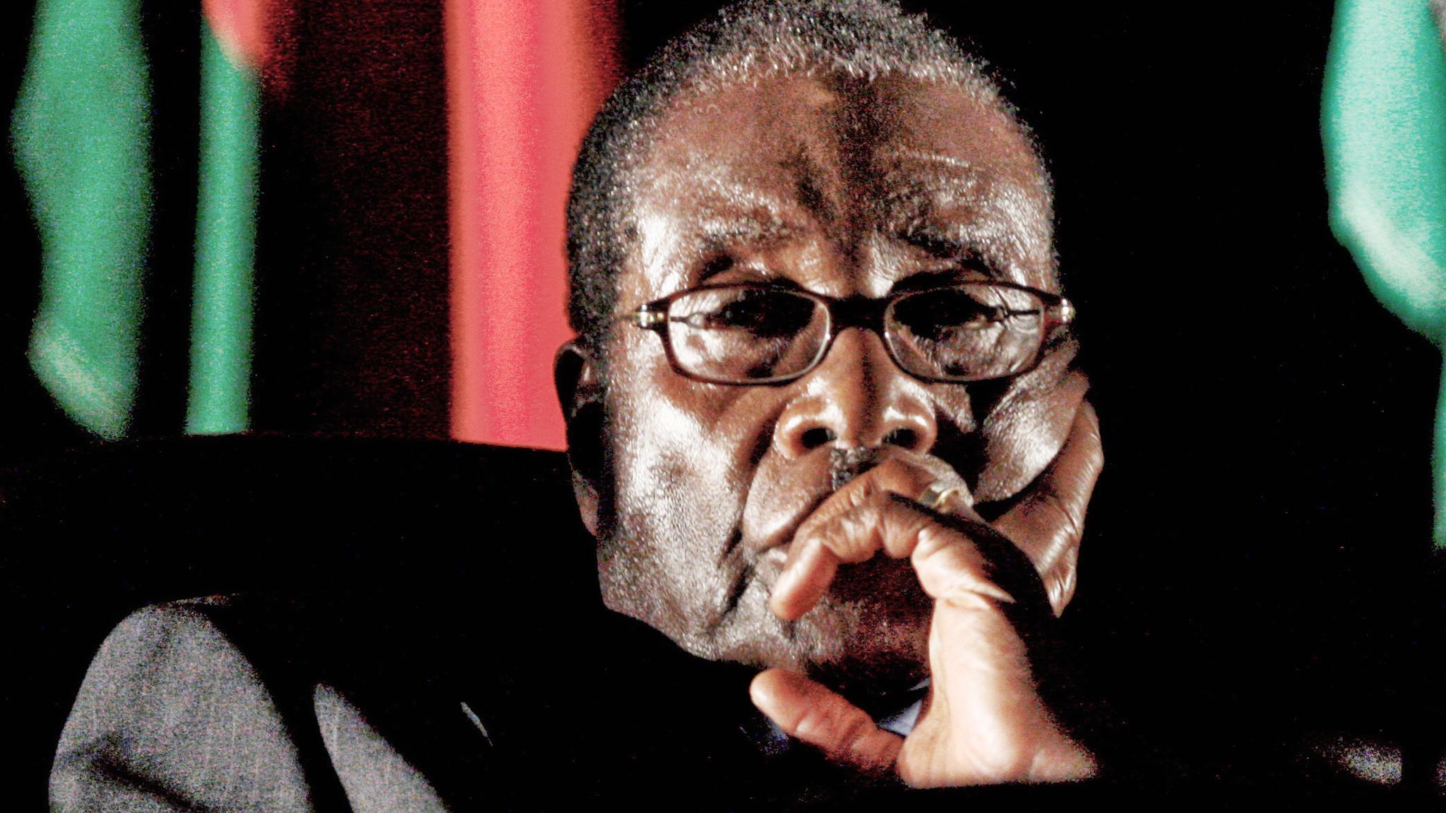 Zimbabwe: a 'slow motion coup'