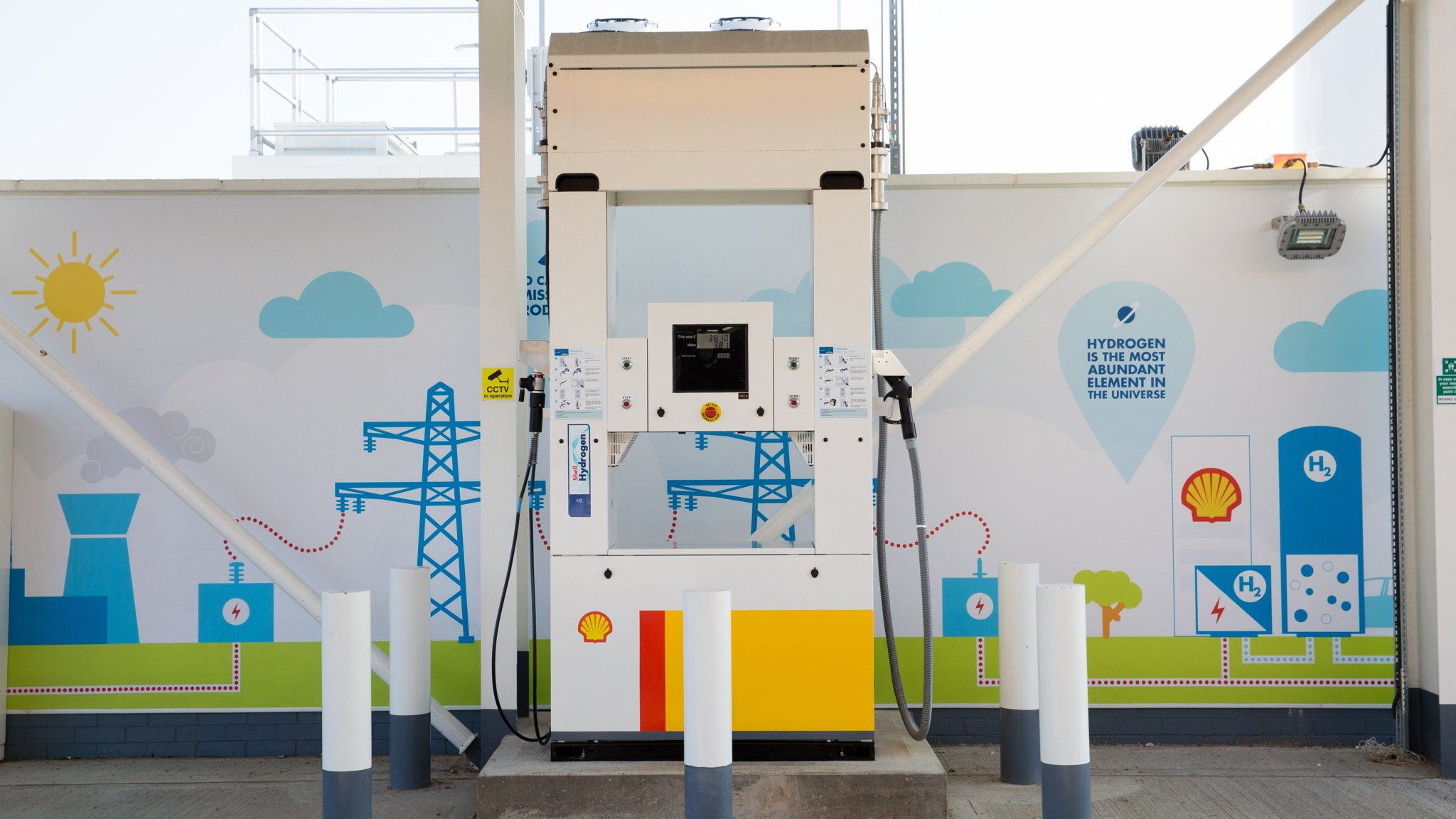 Royal Dutch Shell places bet on hydrogen cars going mainstream