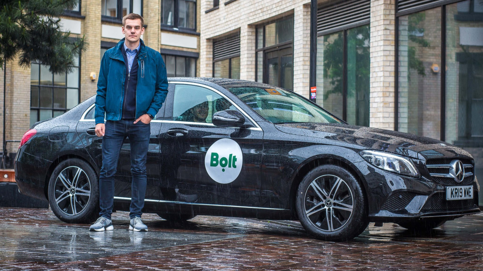 Uber faces fresh competition from Bolt and Ola in London