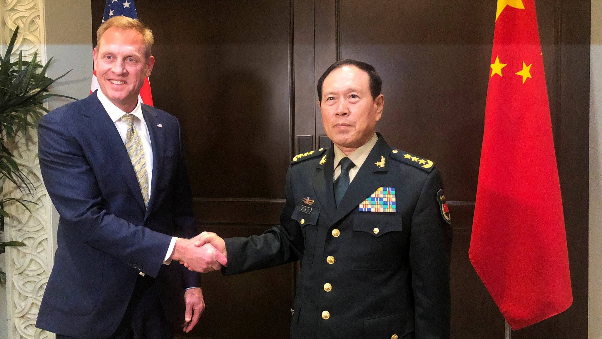 Asian ministers warn US-China tensions raise risk of war