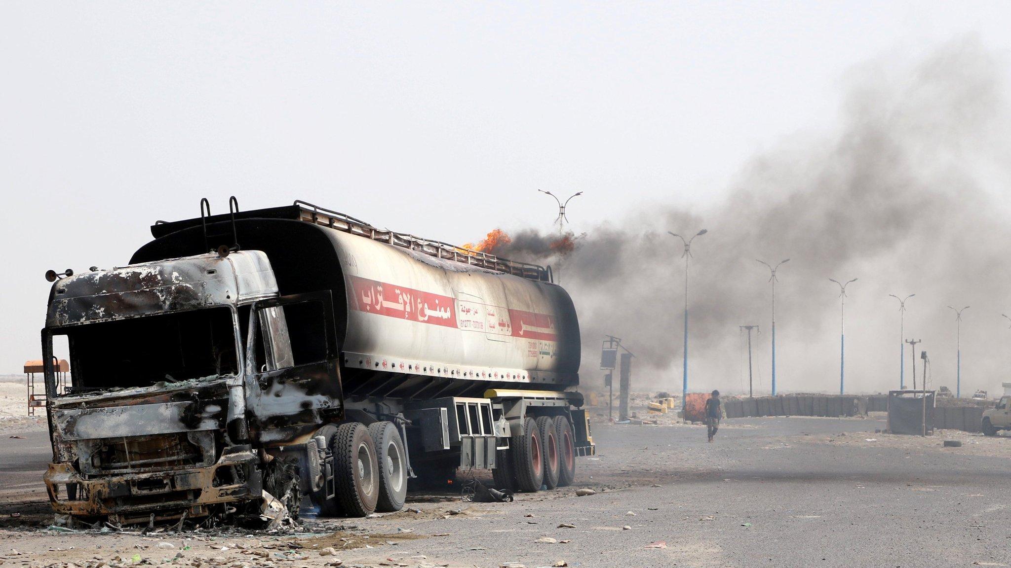 UAE attacks on Yemen reveal fractures in Saudi-led coalition