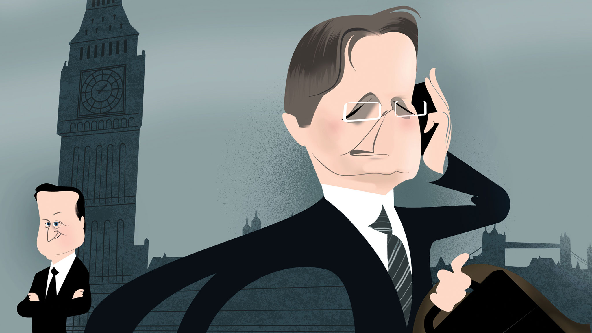 Jeremy Heywood: the other power in Downing Street