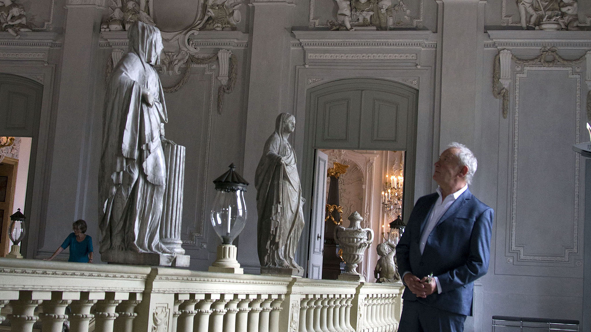 From darkness: Simon Schama on human adversity and the origins of great art