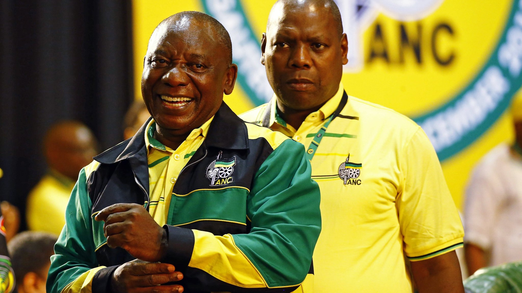Cyril Ramaphosa finally fulfils his political destiny