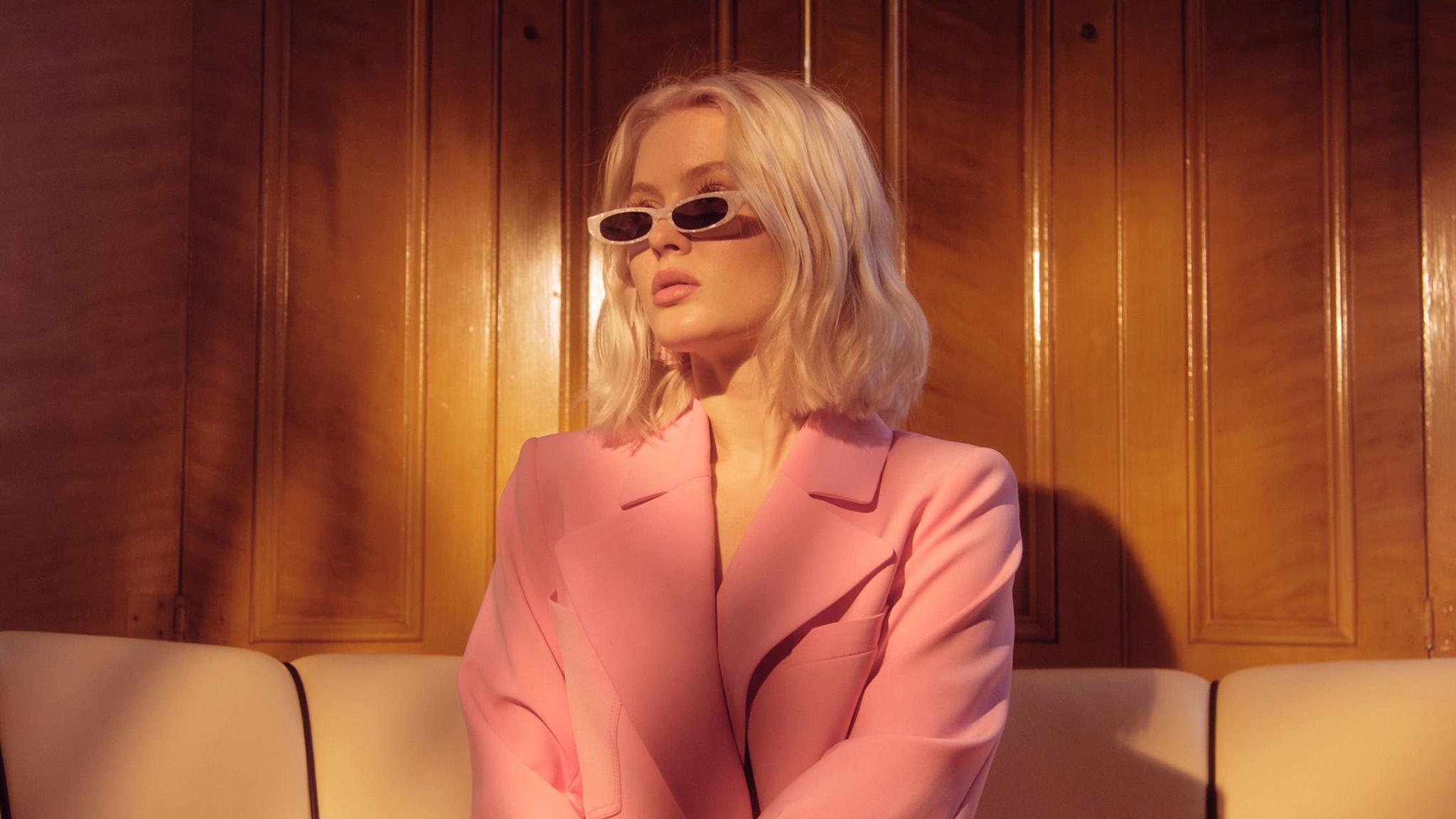 d6d40e70 Zara Larsson: 'Pop could be a positive force' | Financial Times