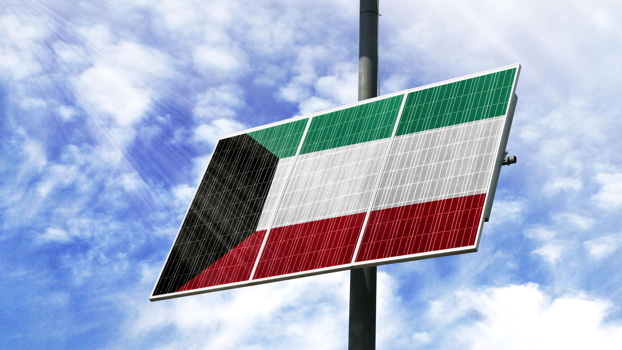 Kuwait's action on green energy fails to match best