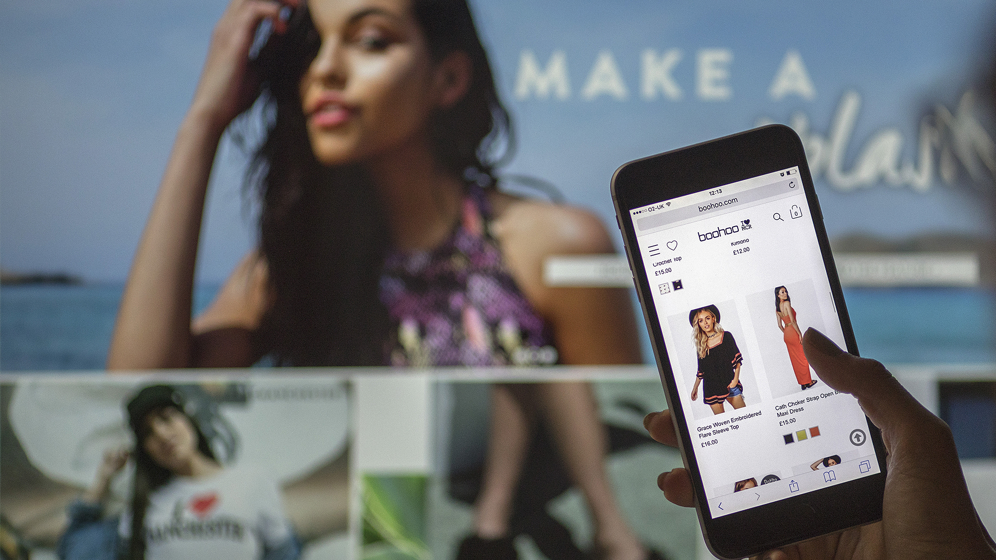 FT 1000 retailers take clicks-and-bricks approach | Financial Times