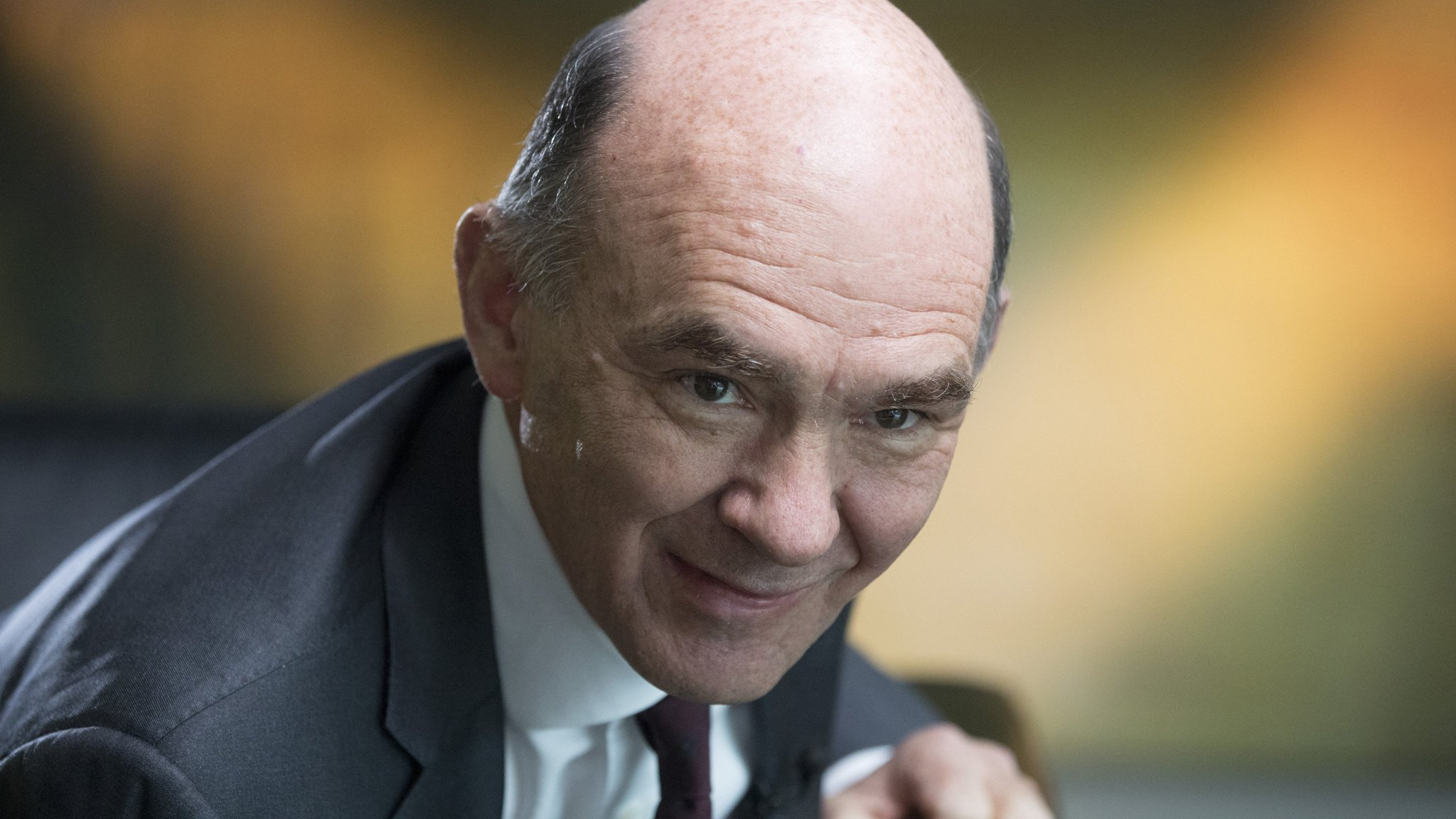 Vitol's Ian Taylor steps down as chief to become chairman
