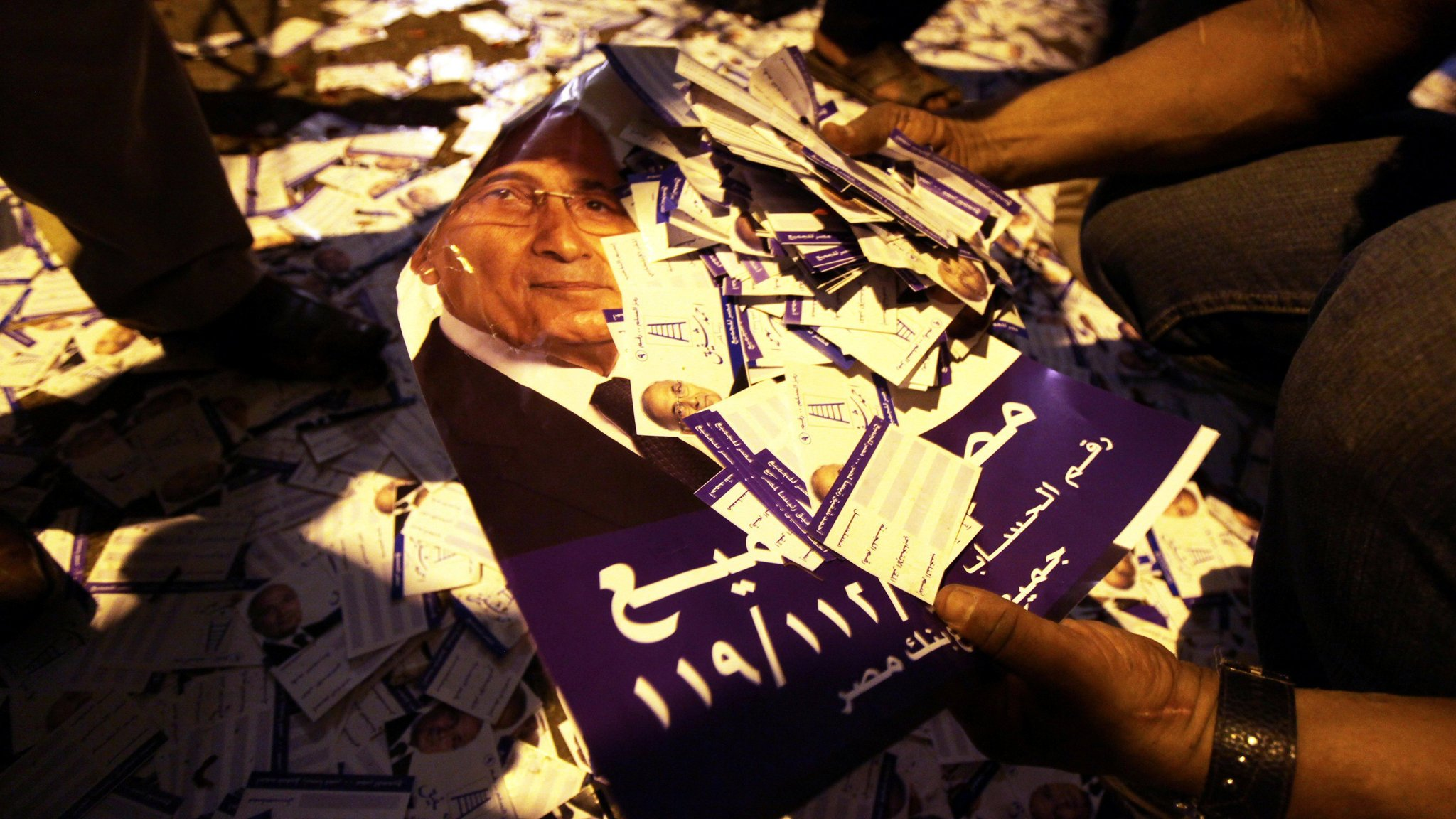 Former Egyptian PM missing after being held in UAE