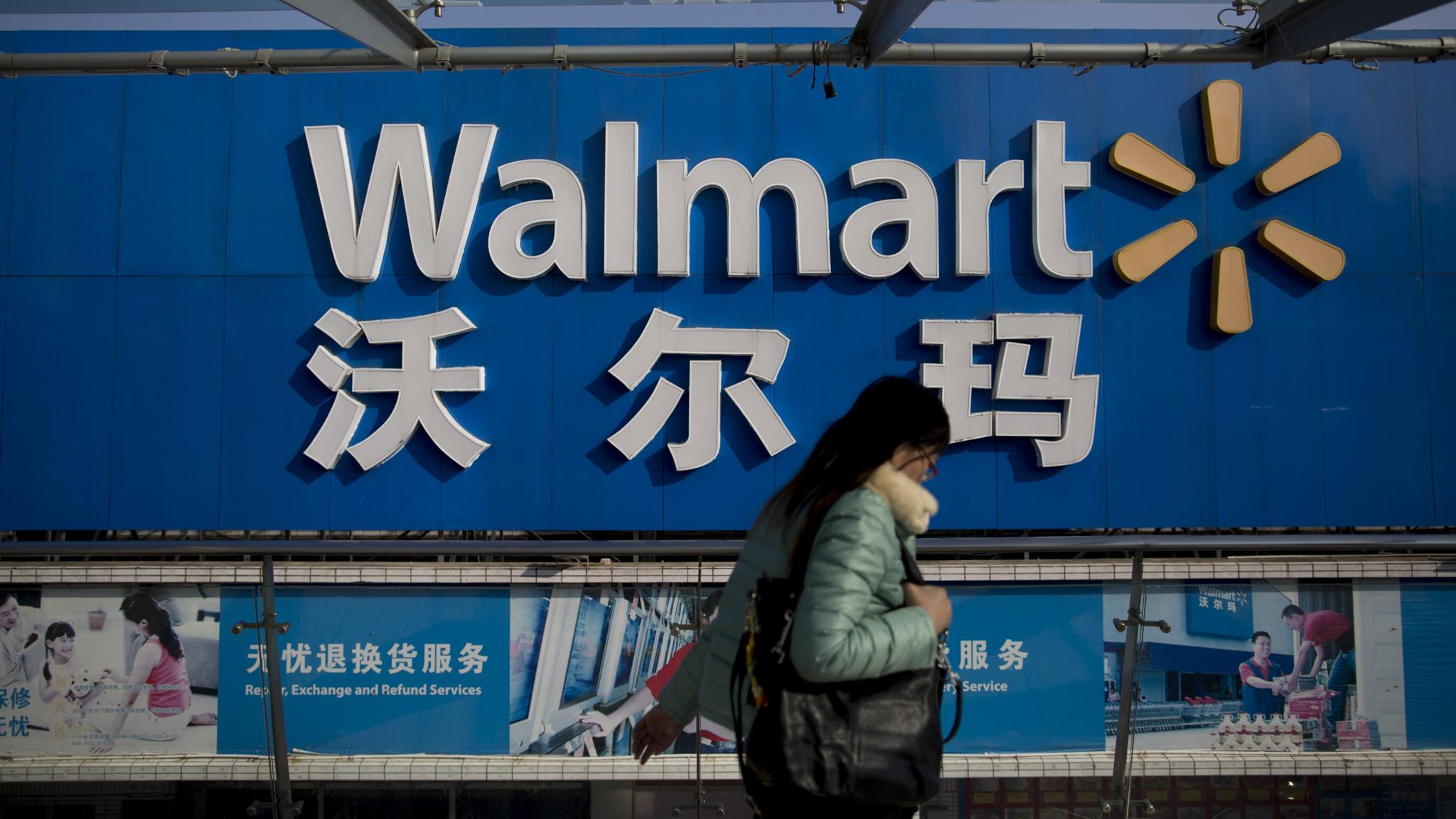 what must wal mart do to succeed in china is it on track