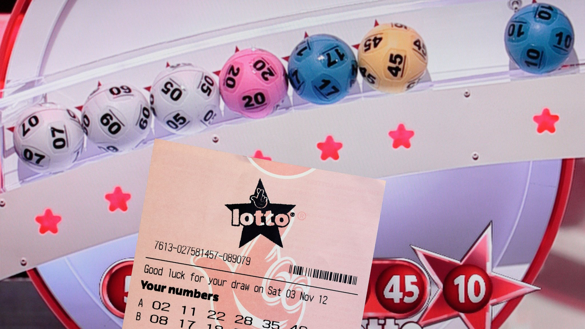 National Lottery operator looks to change its luck
