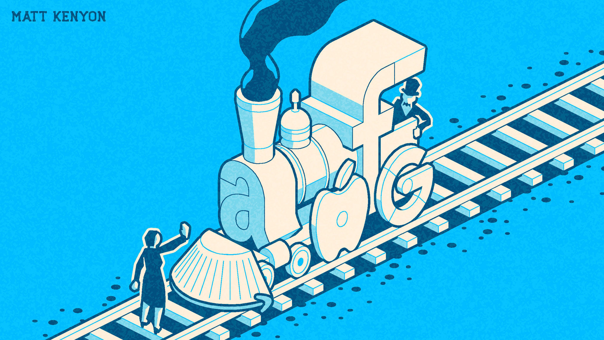Big Tech is America's new 'railroad problem' | Financial Times