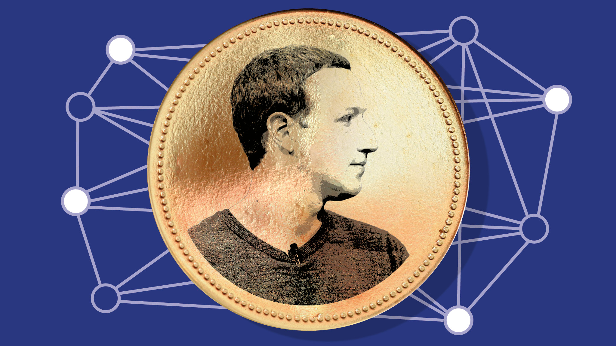 Facebook unveils global digital coin called Libra