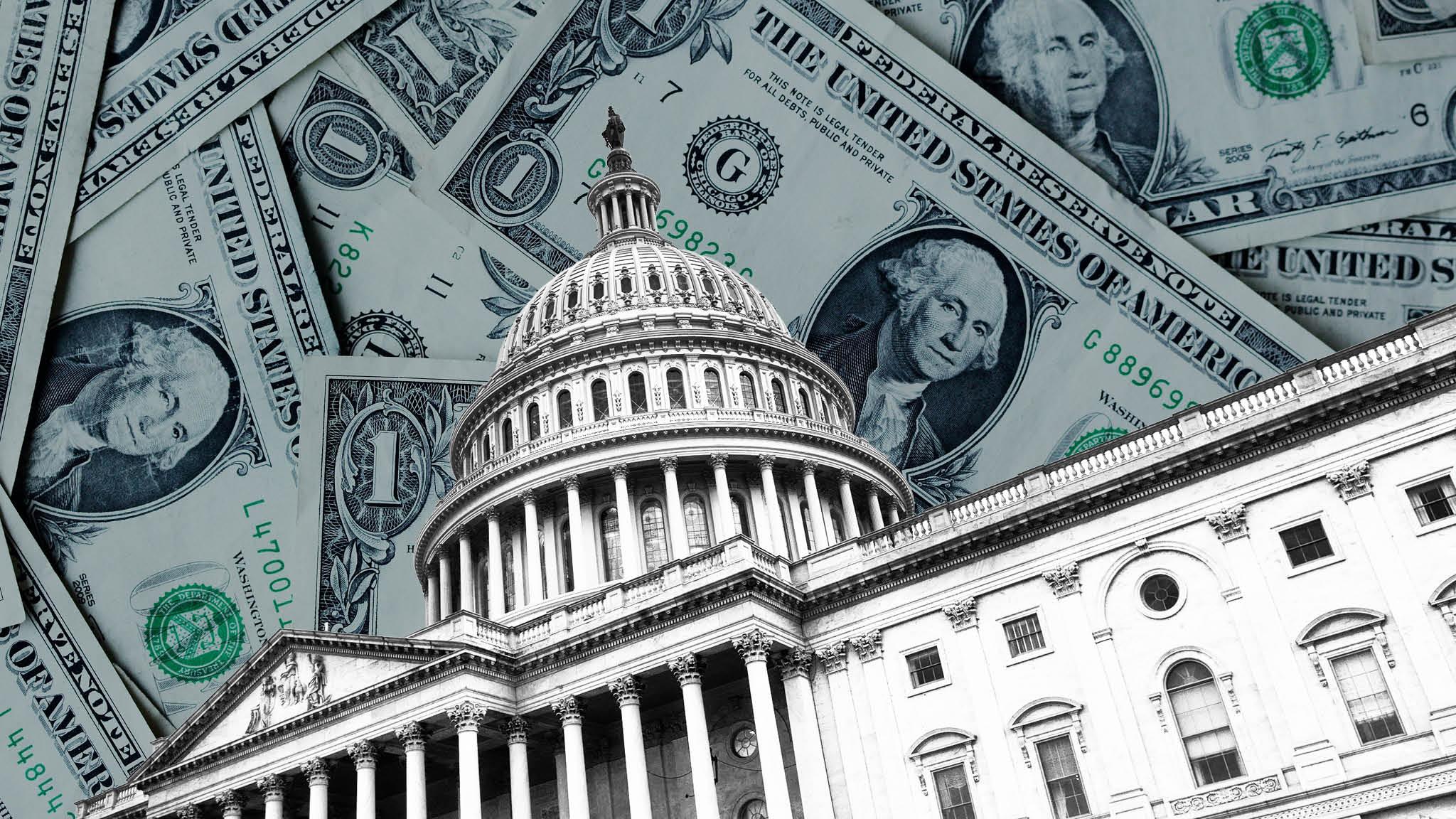 Washington warms to the idea of a weaker dollar