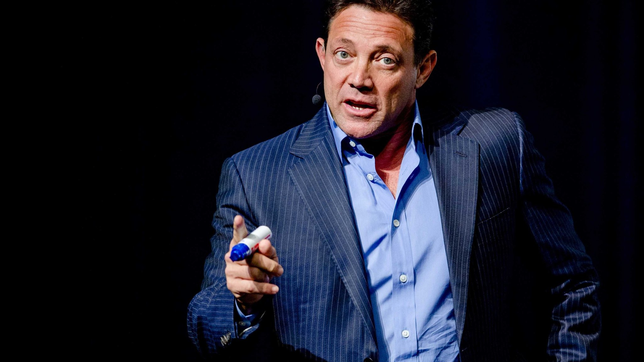 Wolf Of Wall Street Warns Of Impending Cryptocurrencies