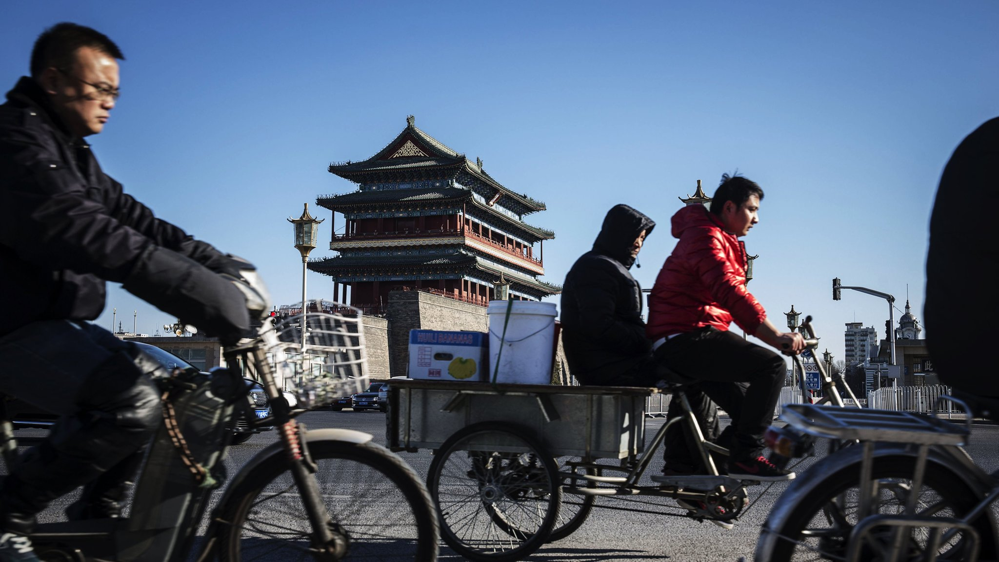 Beijing breathes easy as war on smog clears skies