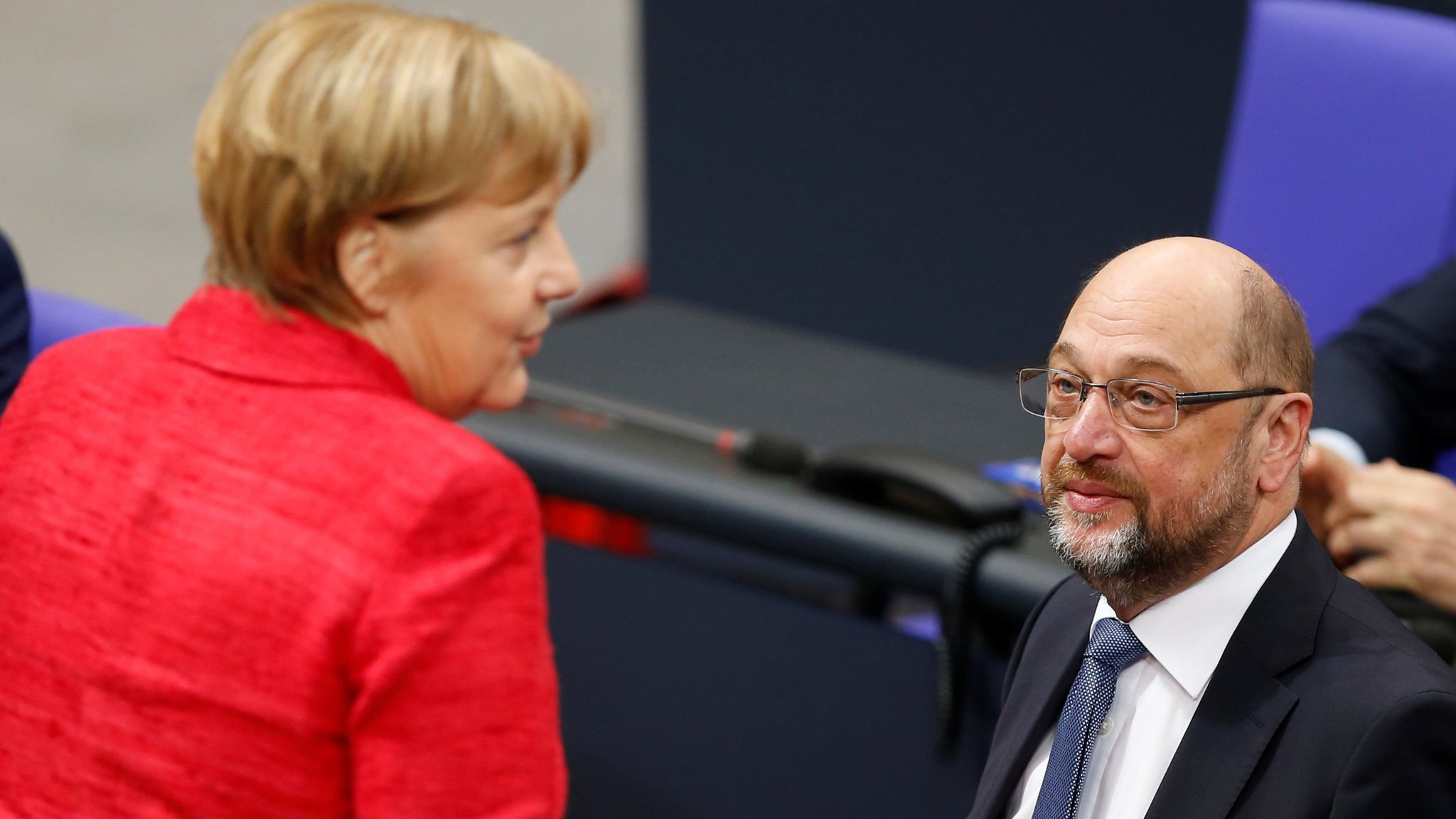 Divided SPD faces tortuous choice on coalition talks