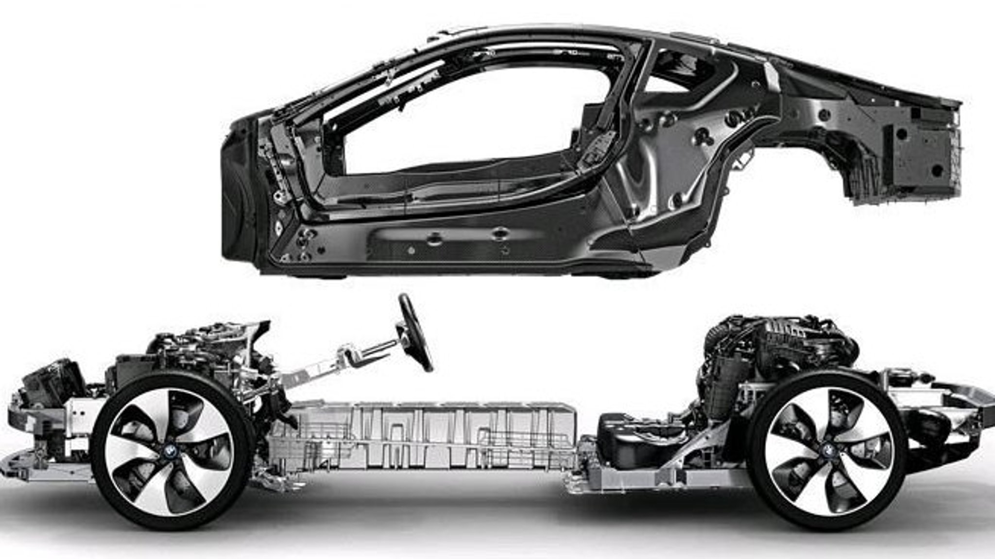 Composites are next big frontier for carmakers | Financial Times