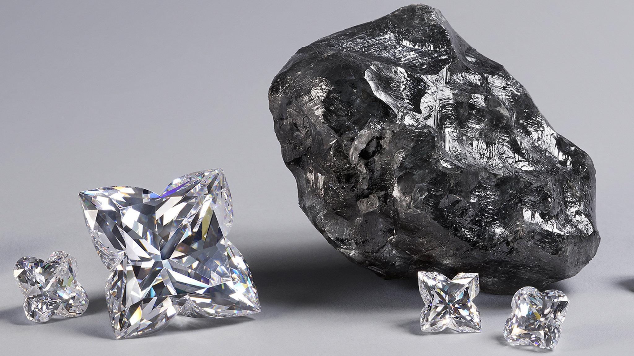 Louis Vuitton Snaps Up World S Largest Uncut Diamond Financial Times