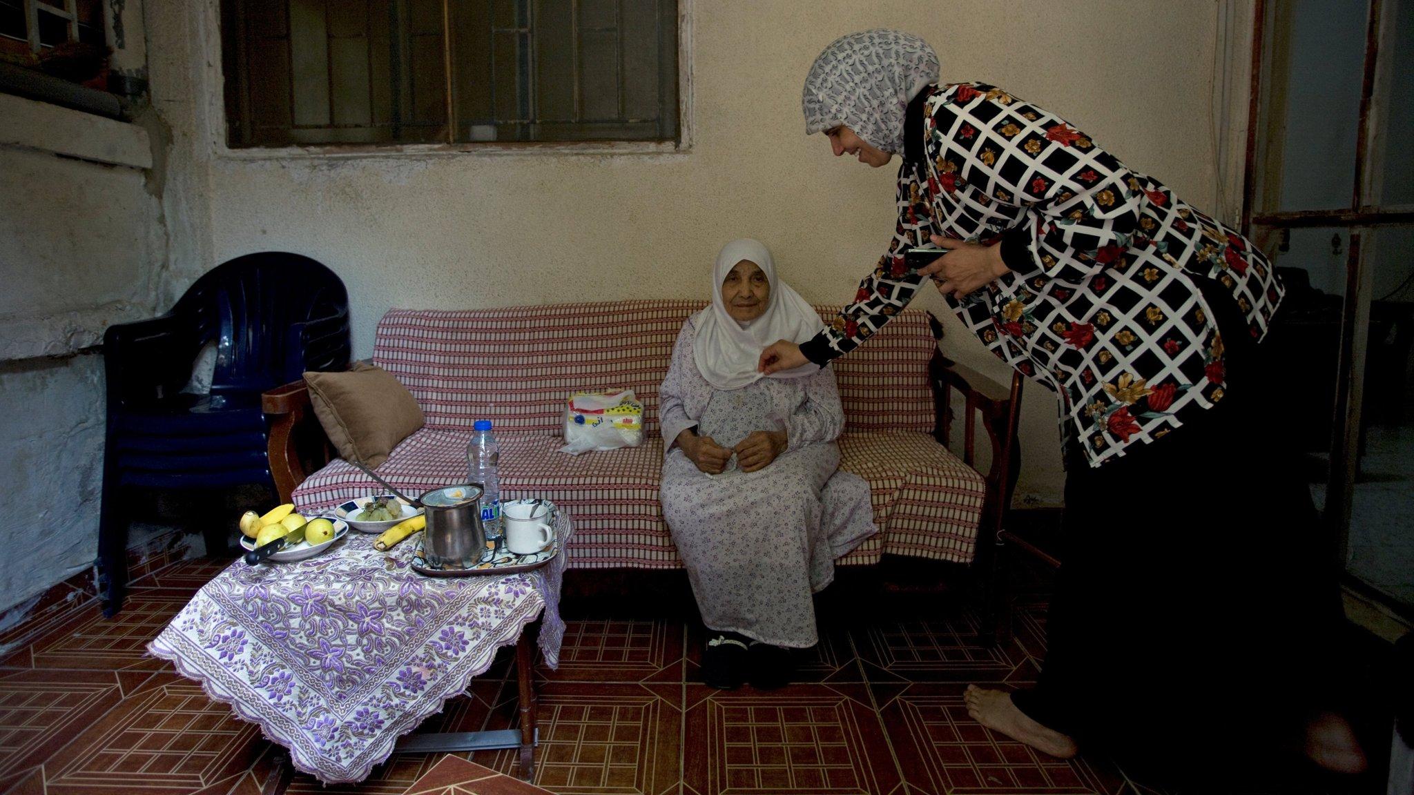 Jerusalem move evokes painful memories for Shatila's refugees