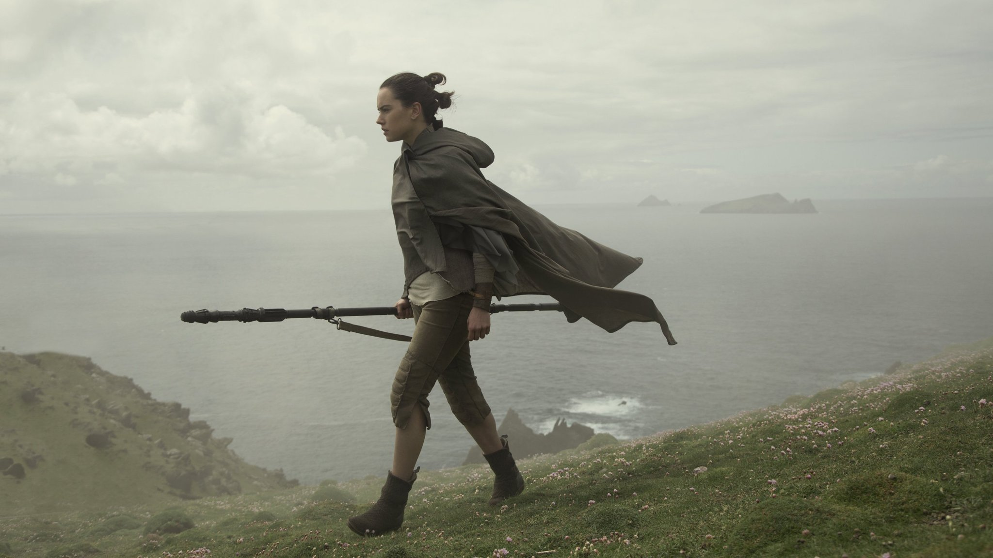 On location: Star Wars: The Last Jedi